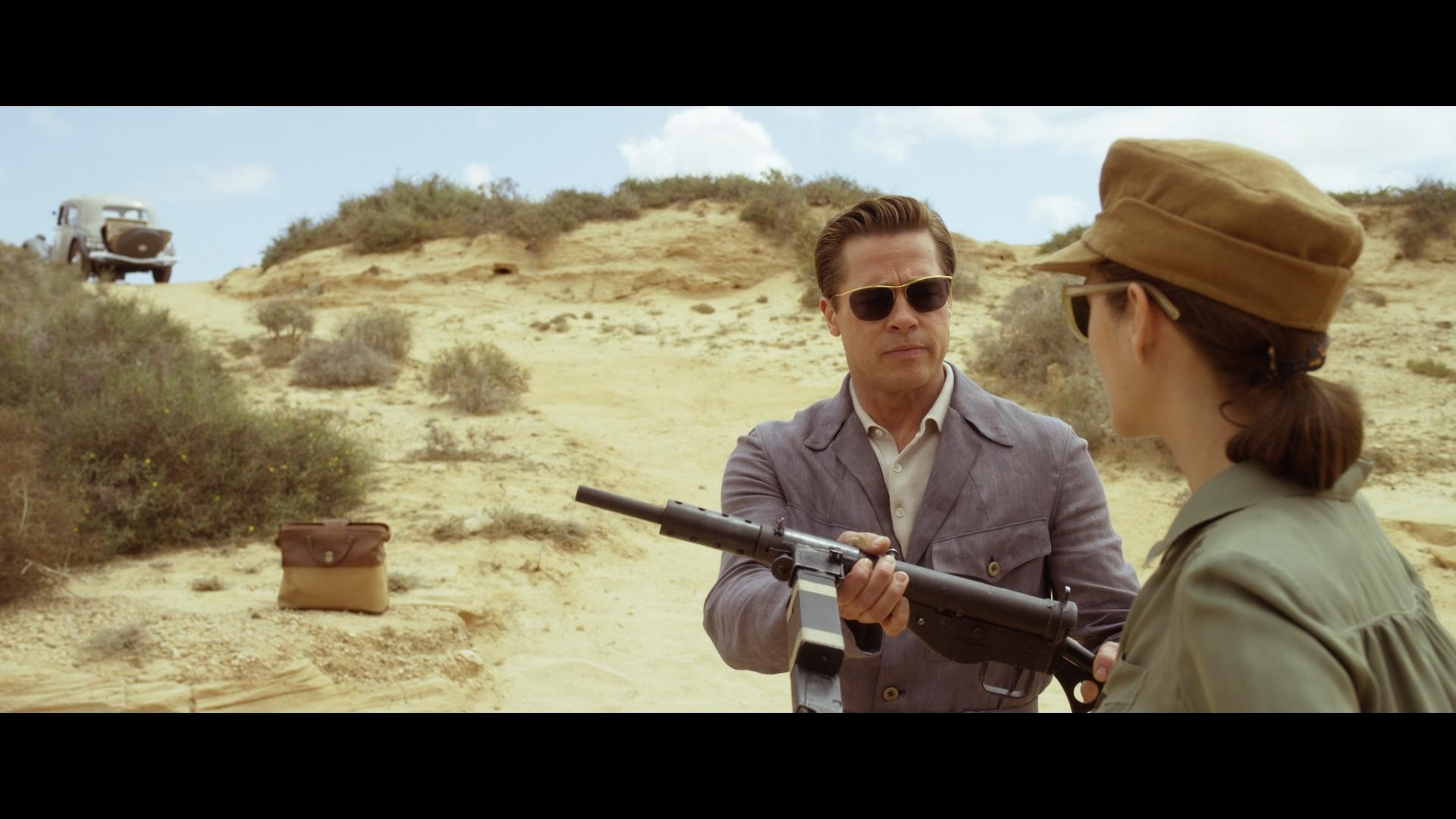 ALLIED (2016) - Max's (Brad Pitt) Sten Submachine Gun - Image 14 of 15
