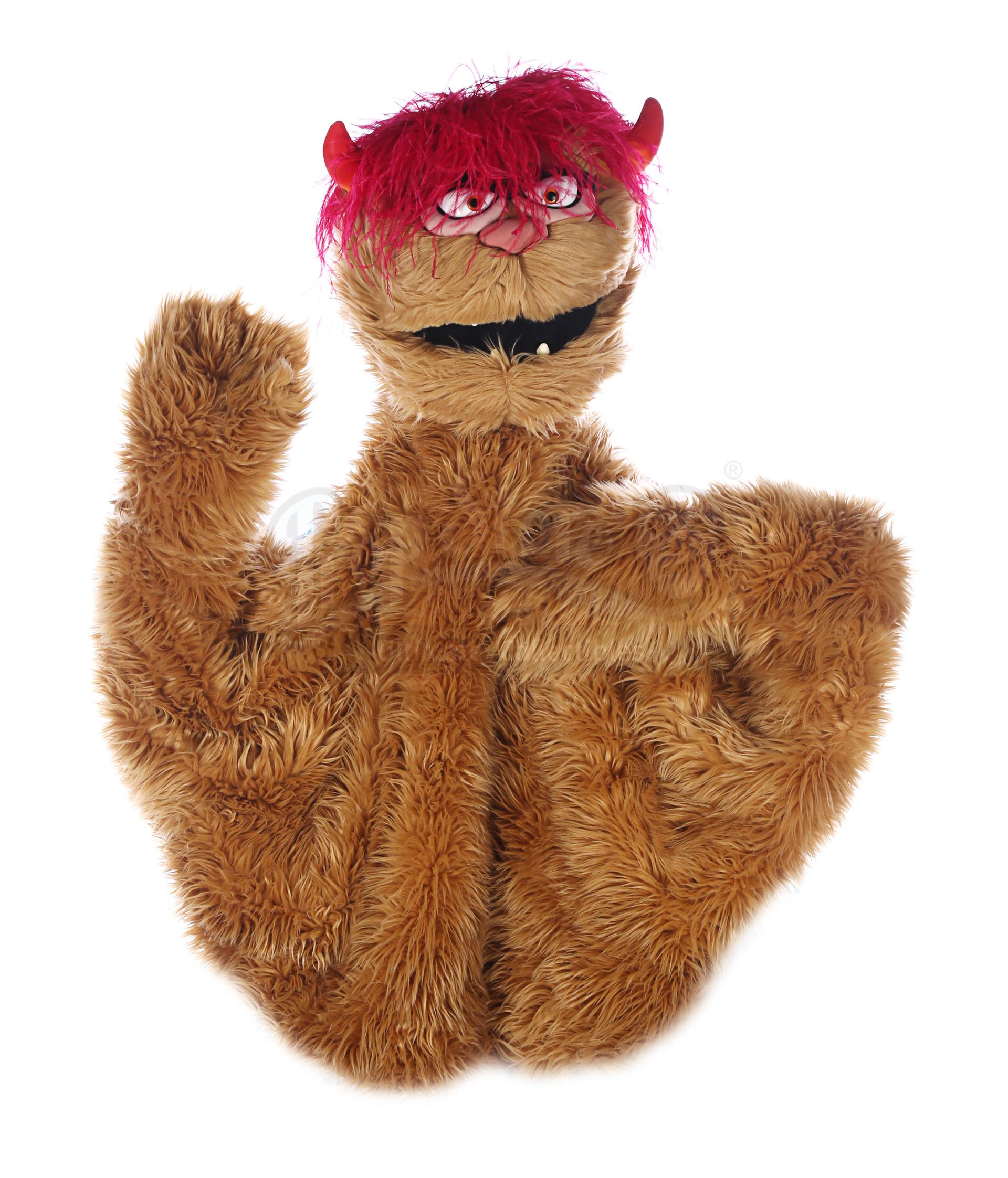 AVENUE Q (STAGE SHOW) - Trekkie Monster Puppet - Image 2 of 5