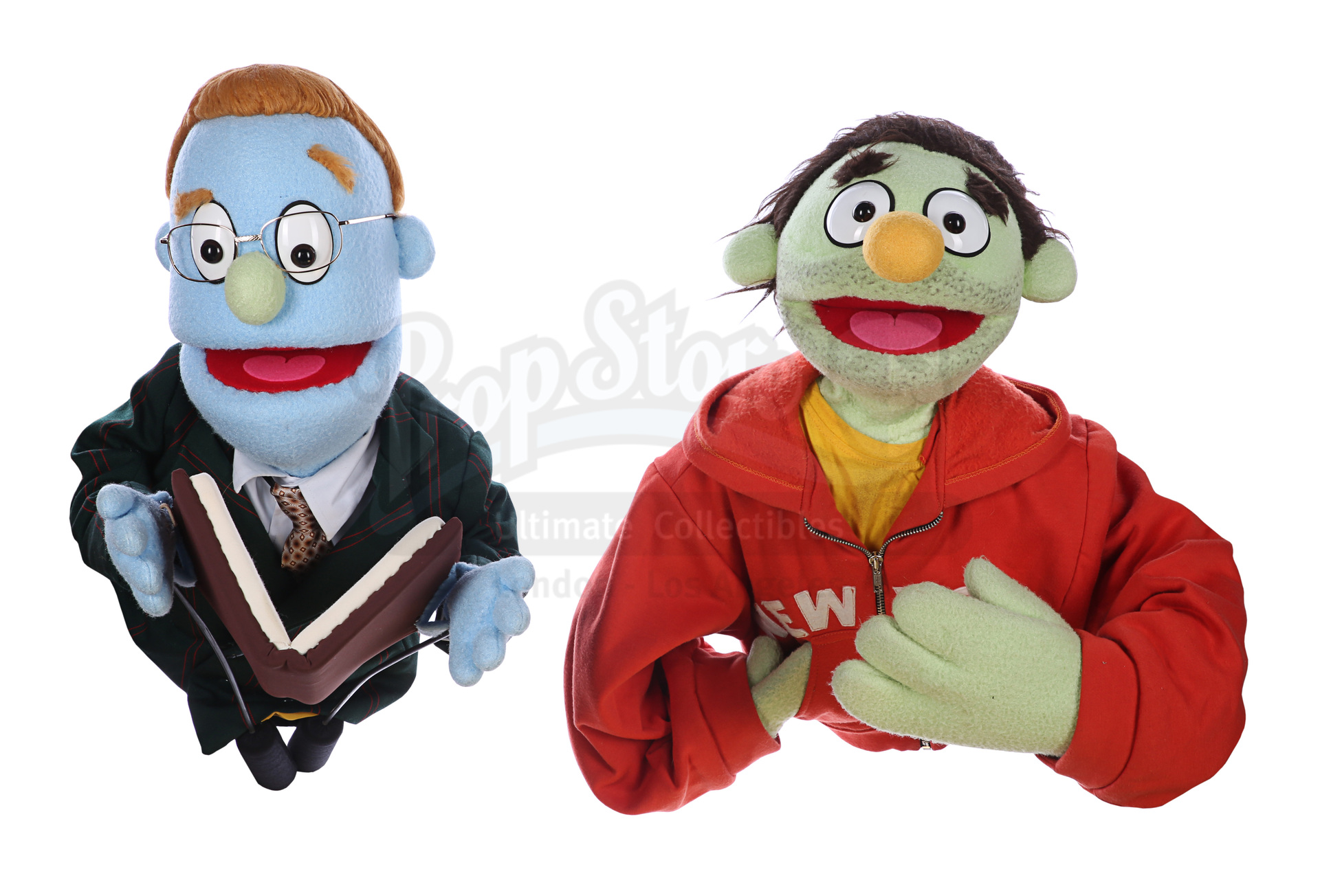 AVENUE Q (STAGE SHOW) - Nicky and Rod Puppets
