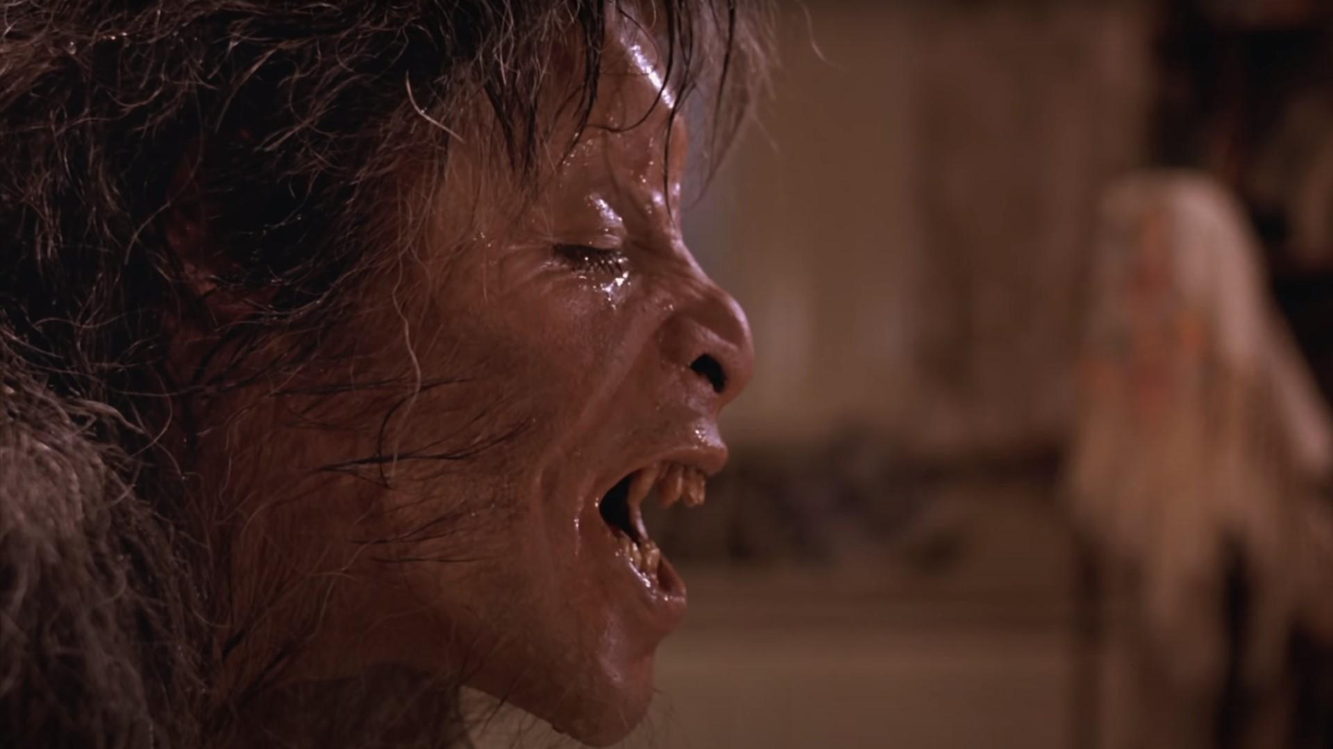 "AN AMERICAN WEREWOLF IN LONDON (1981) - Rick Baker SFX ""Change-O"" Mechanical Werewolf Transformation - Image 22 of 27"