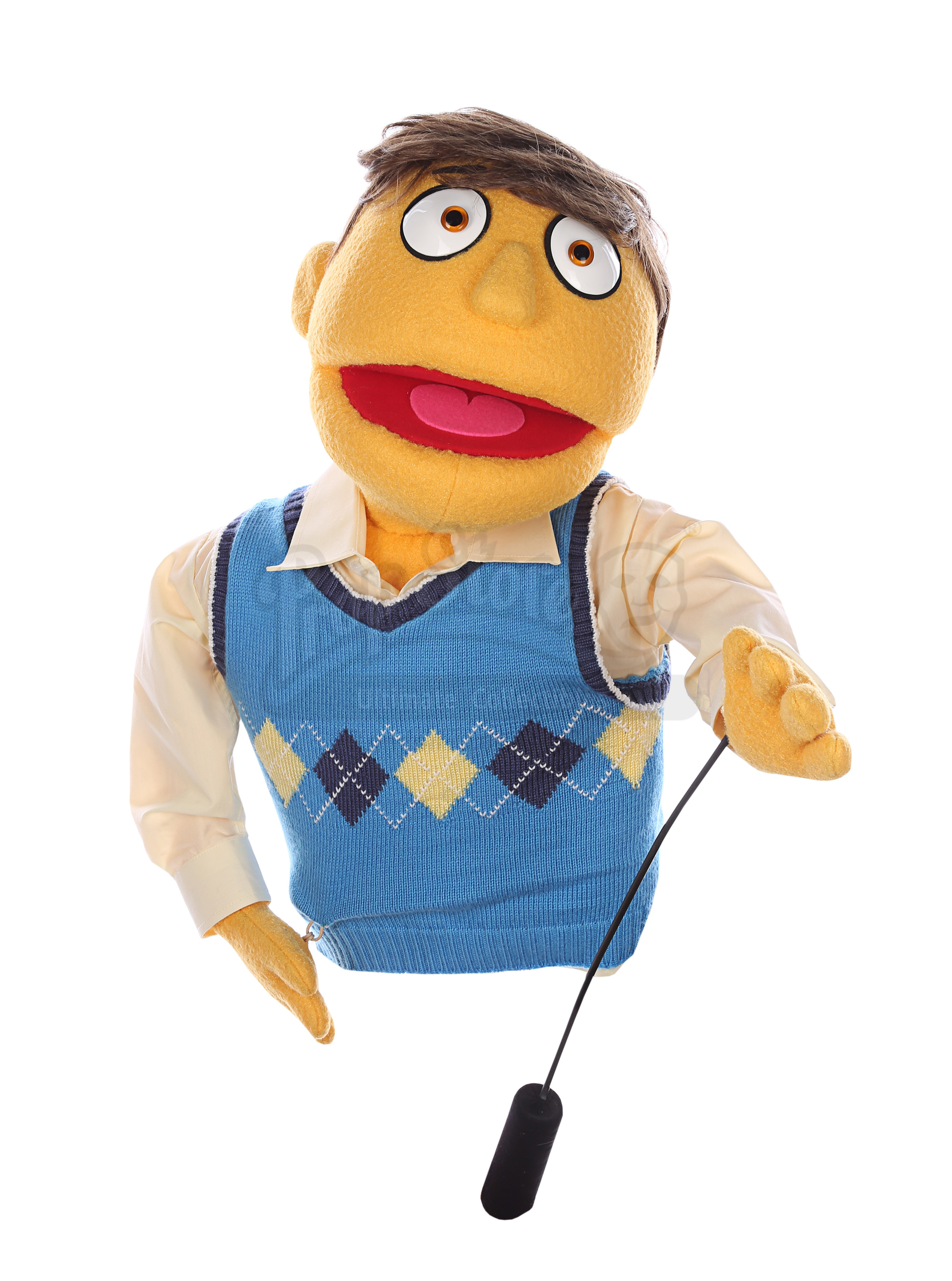 AVENUE Q (STAGE SHOW) - Cameo Puppet Collection: Mrs T, Ricky and Newcomer - Image 6 of 13