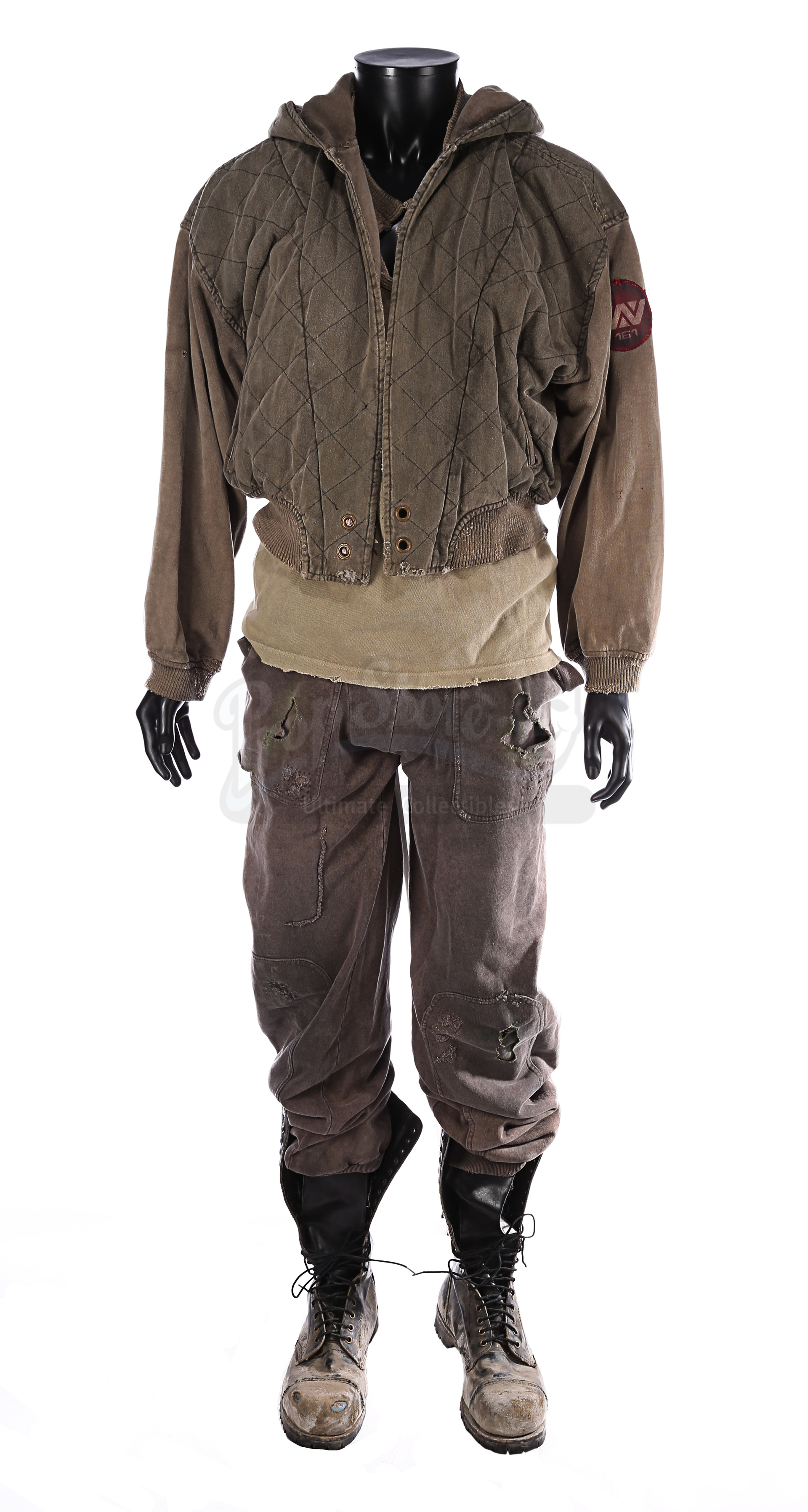 ALIEN3 (1992) - Dillon's (Charles S. Dutton) Complete Costume - Image 4 of 17