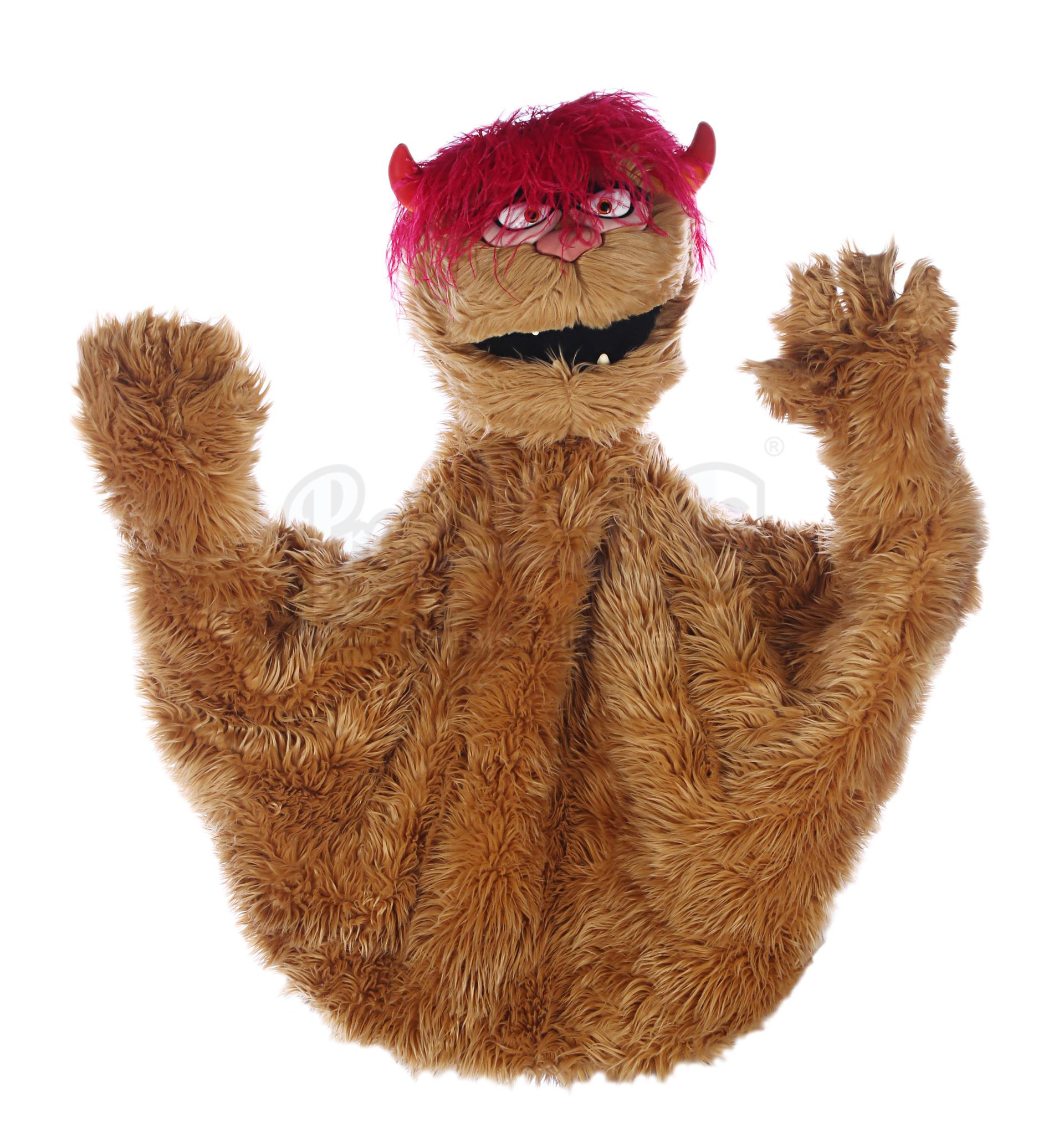 AVENUE Q (STAGE SHOW) - Trekkie Monster Puppet