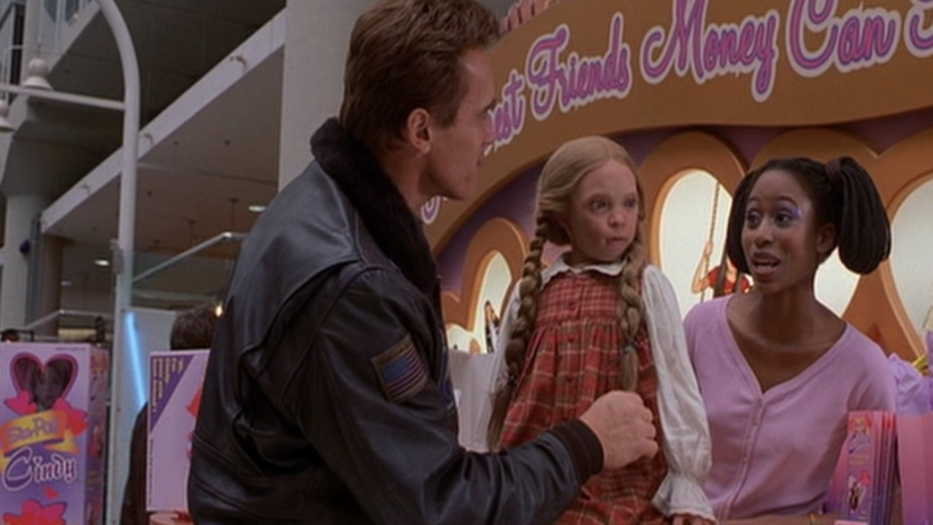 THE 6TH DAY (2000) - Adam Gibson's (Arnold Schwarzenegger) Leather Jacket - Image 14 of 15