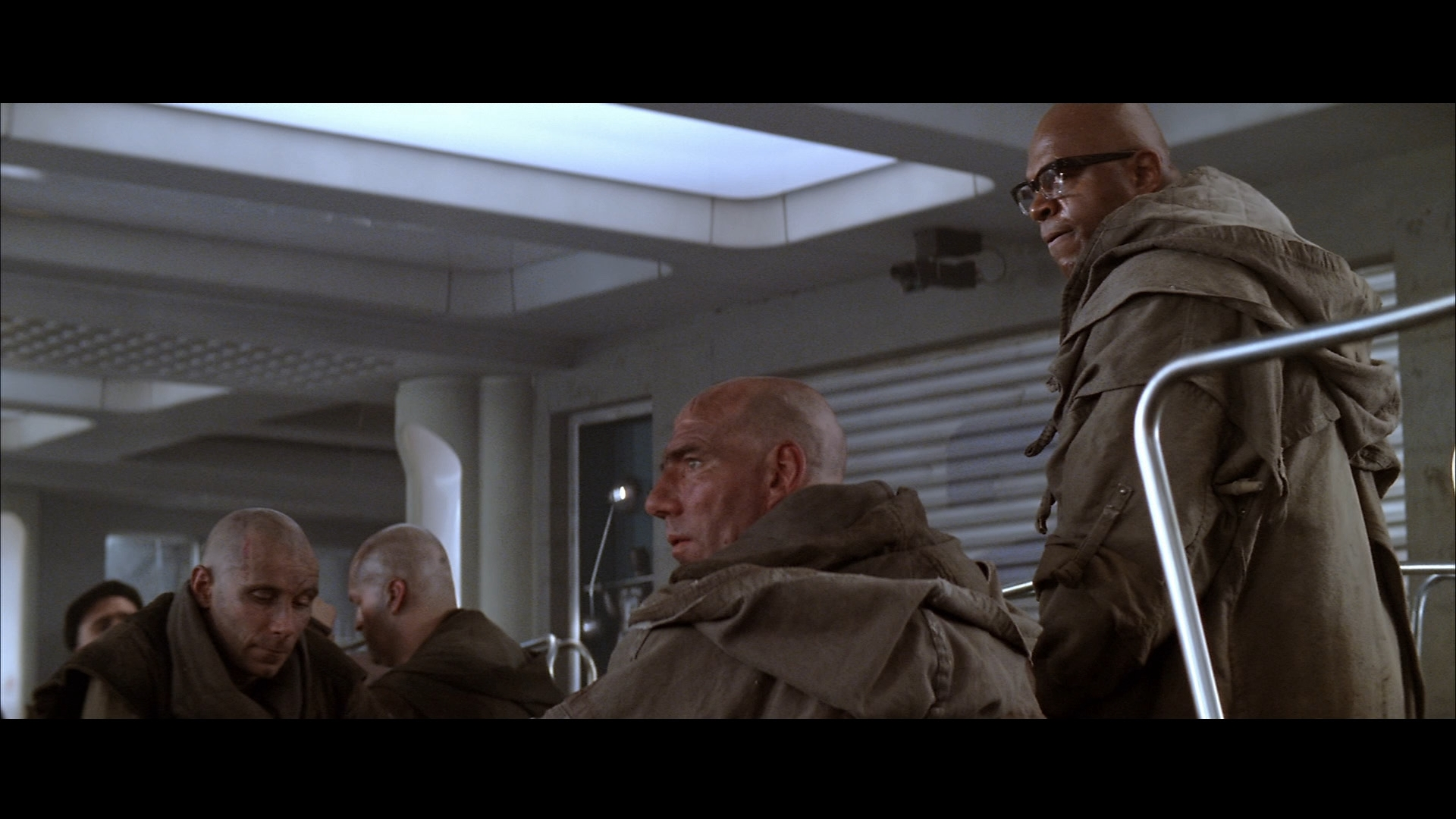 ALIEN3 (1992) - Dillon's (Charles S. Dutton) Complete Costume - Image 16 of 17