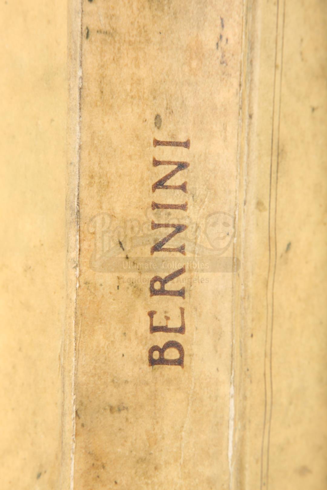 "ANGELS & DEMONS (2009) - Ancient Vatican ""Bernini"" Ledger - Image 11 of 34"