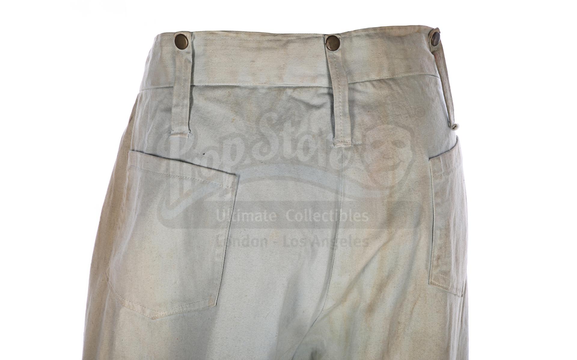 ALIEN (1979) - Nostromo Crew Trousers - Image 5 of 9