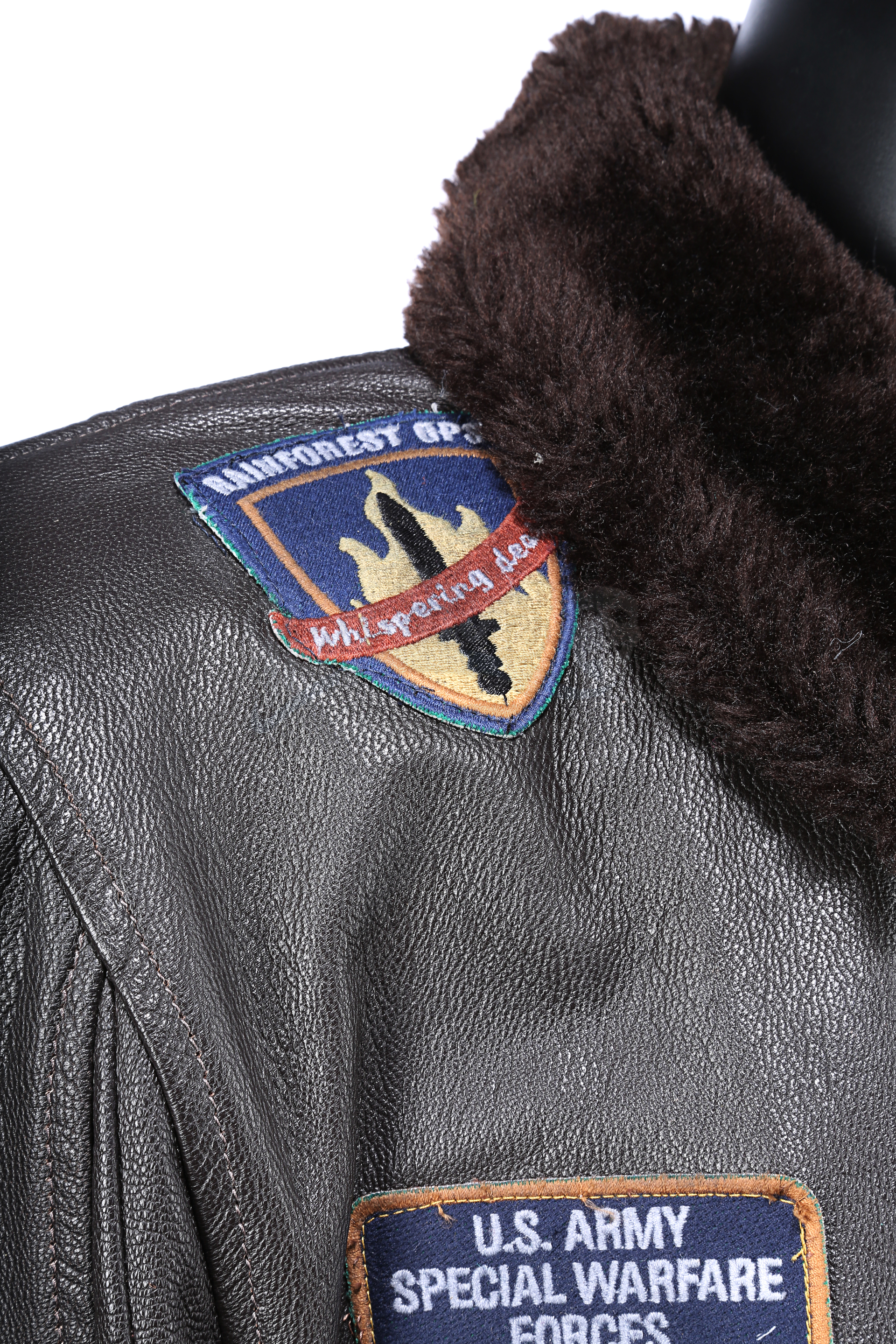 THE 6TH DAY (2000) - Adam Gibson's (Arnold Schwarzenegger) Leather Jacket - Image 5 of 15