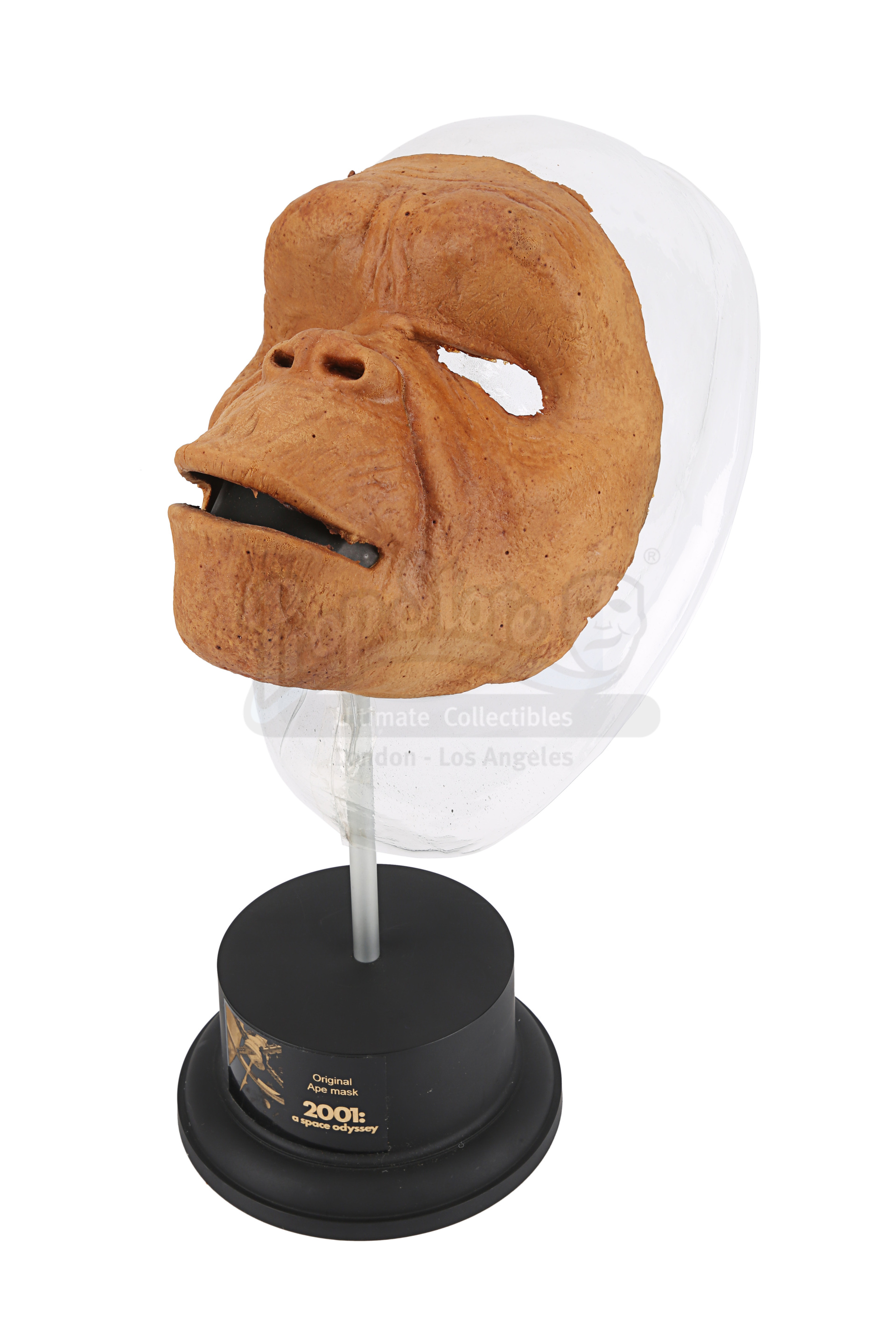 2001: A SPACE ODYSSEY (1968) - Dawn of Man Ape Mask - Image 3 of 12