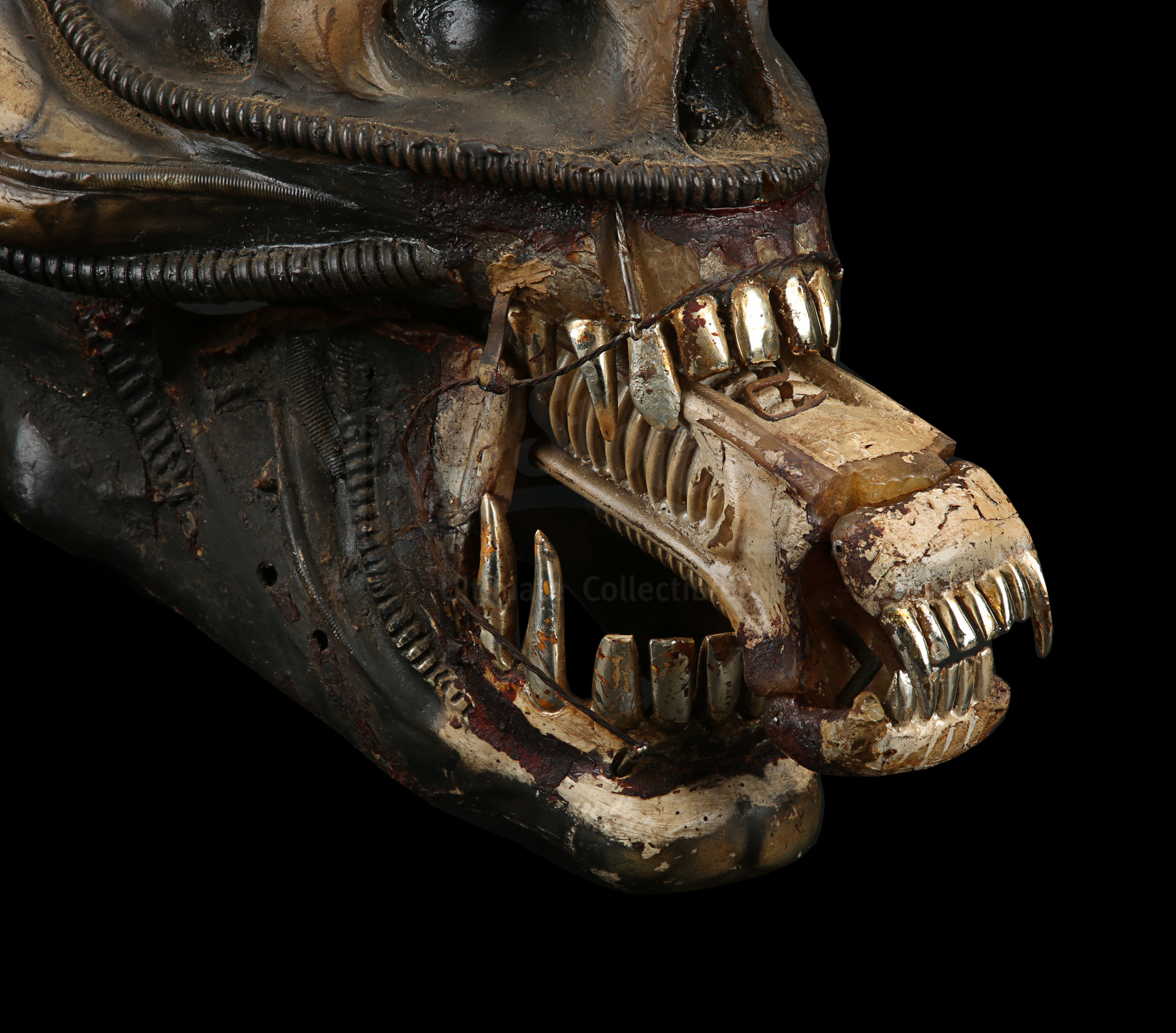 ALIEN (1979) - H.R. Giger-designed Special Effects Mechanical Alien Head - Image 19 of 34