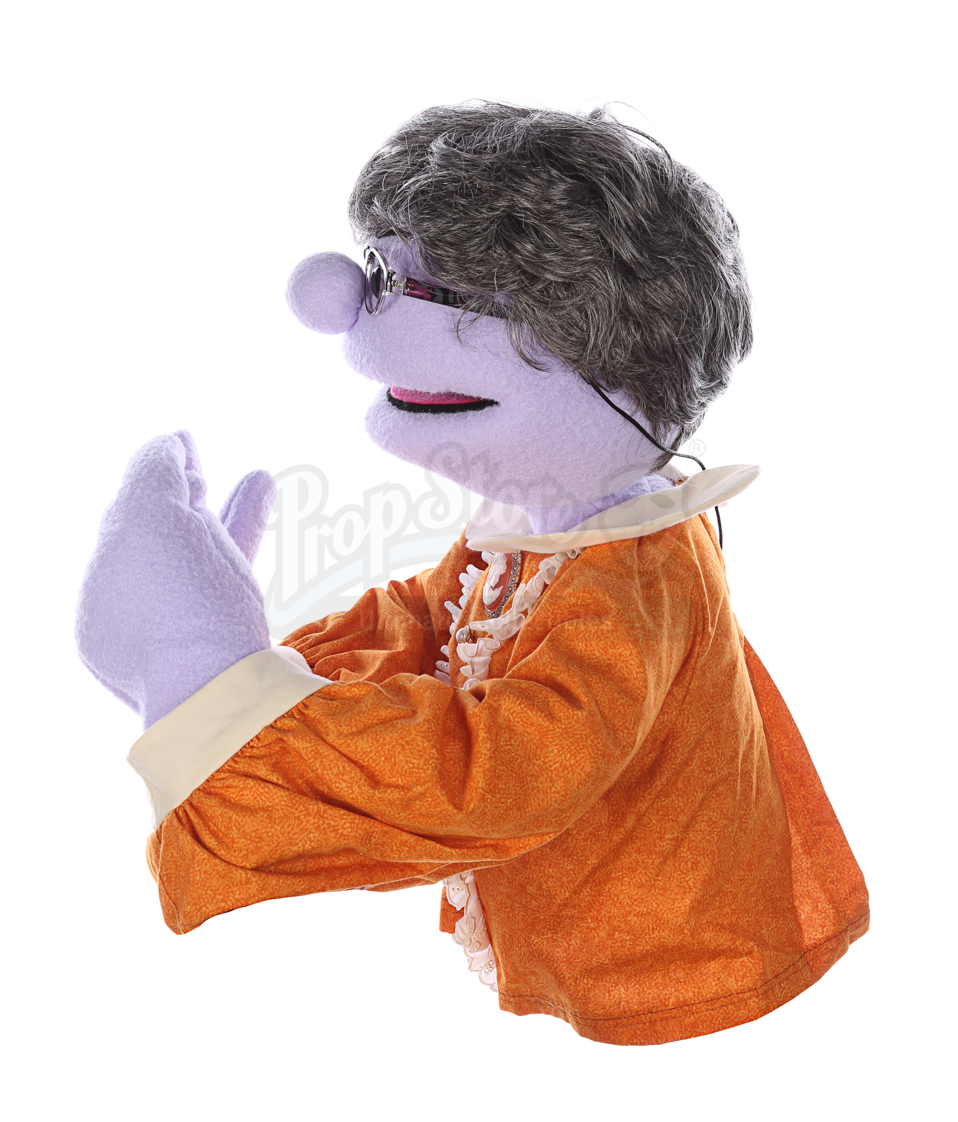AVENUE Q (STAGE SHOW) - Cameo Puppet Collection: Mrs T, Ricky and Newcomer - Image 4 of 13
