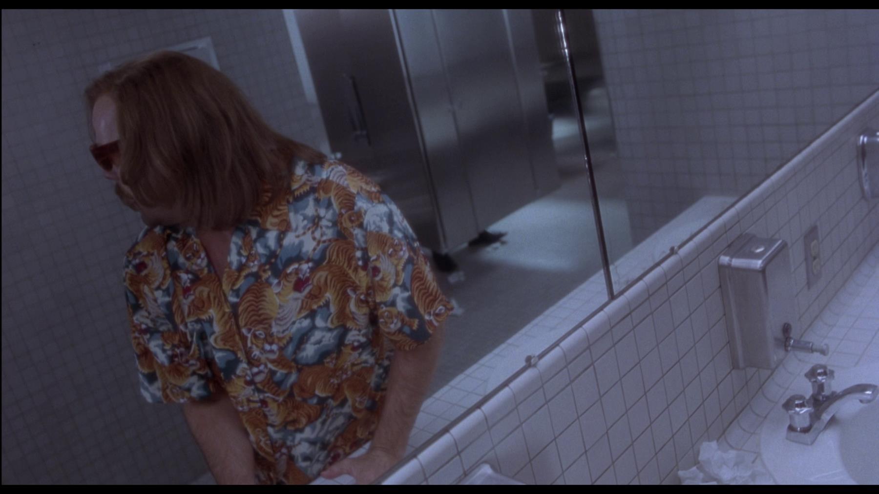 12 MONKEYS (1995) - James Cole's (Bruce Willis) Hawaiian Shirt - Image 7 of 8