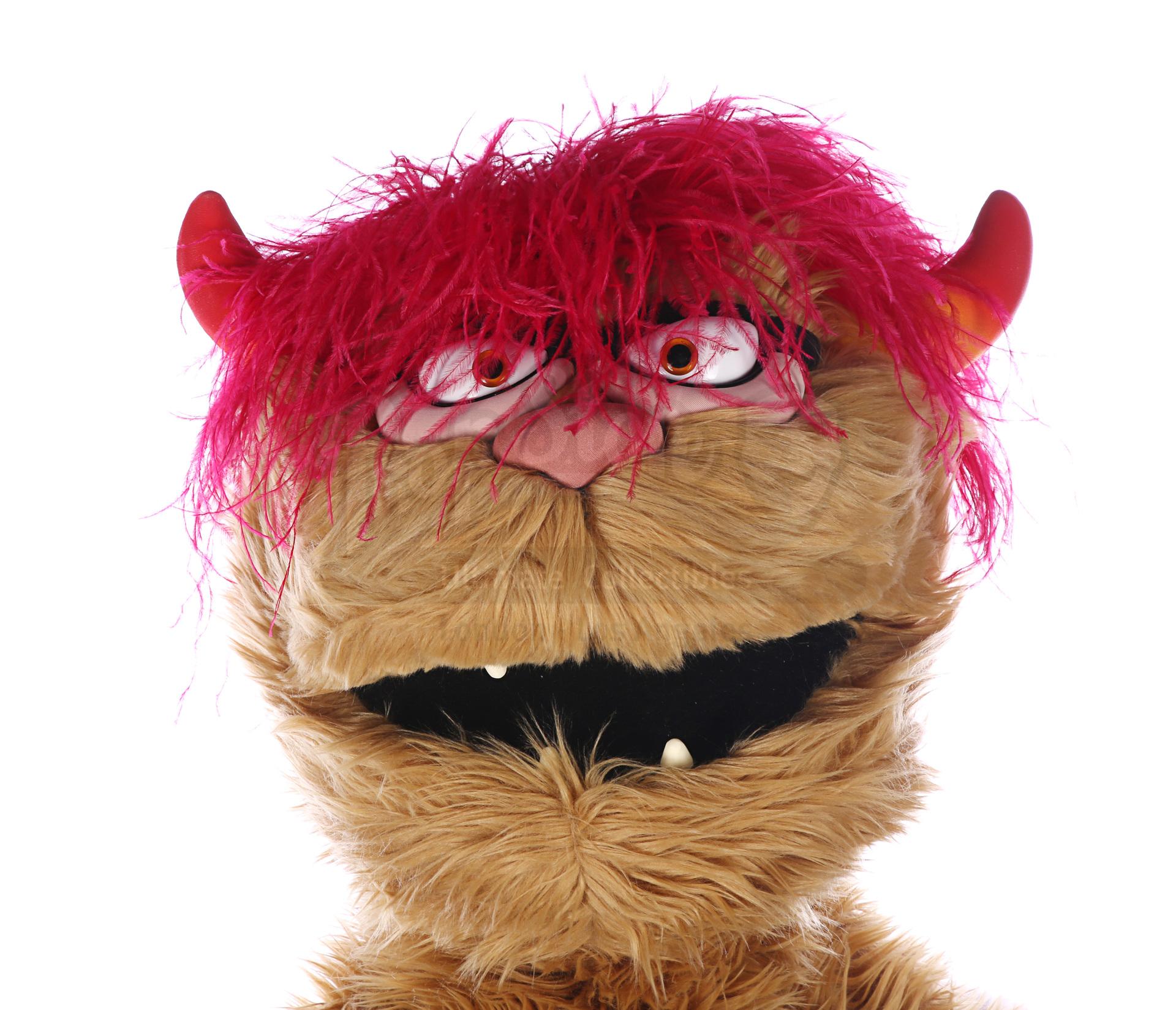 AVENUE Q (STAGE SHOW) - Trekkie Monster Puppet - Image 3 of 5
