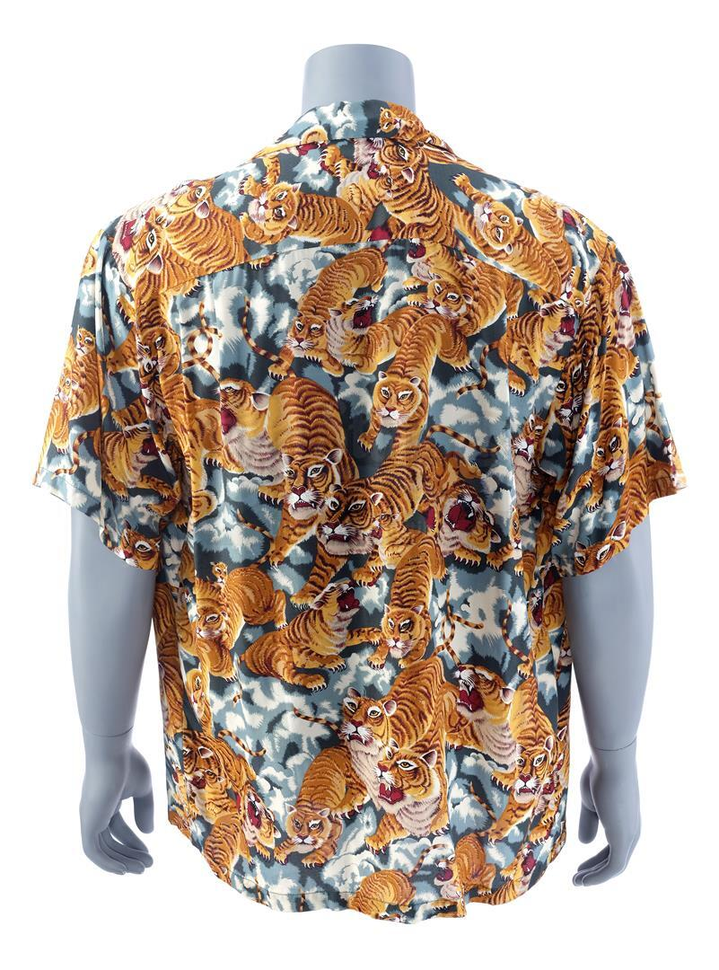 12 MONKEYS (1995) - James Cole's (Bruce Willis) Hawaiian Shirt - Image 4 of 8