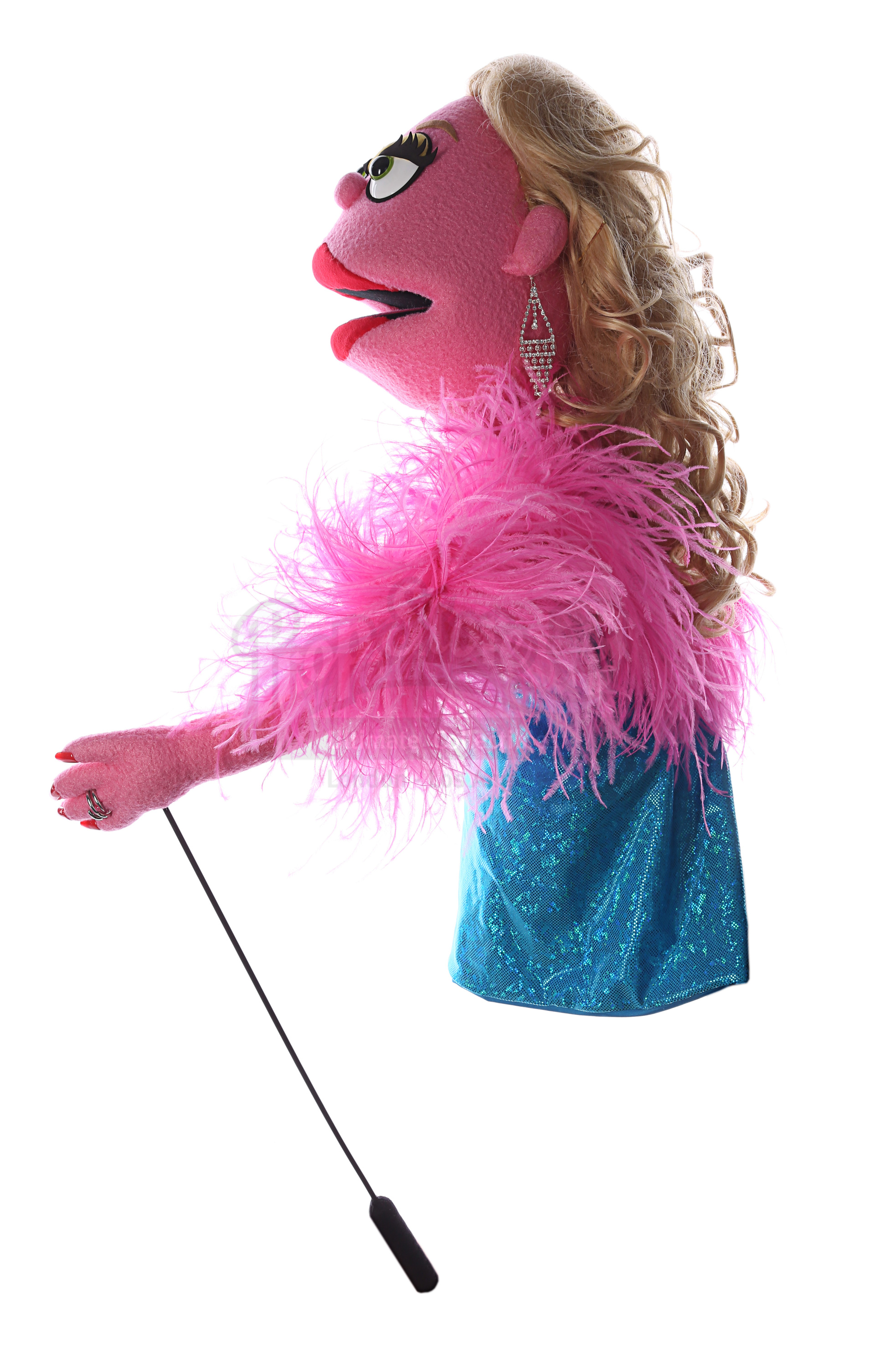 AVENUE Q (STAGE SHOW) - Lucy the Slut and Princeton Puppets - Image 8 of 9