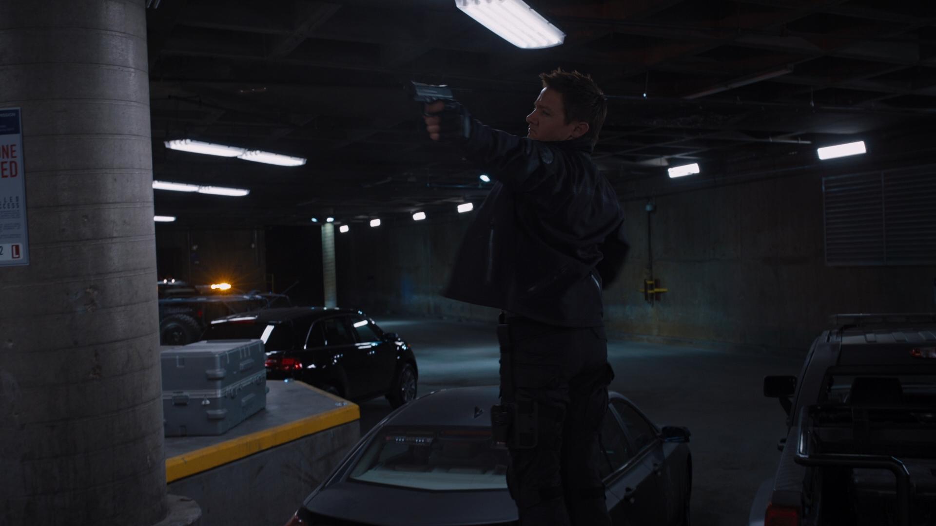 THE AVENGERS (2012) - Hawkeye's (Jeremy Renner) H&K P30 Stunt Pistol - Image 9 of 10