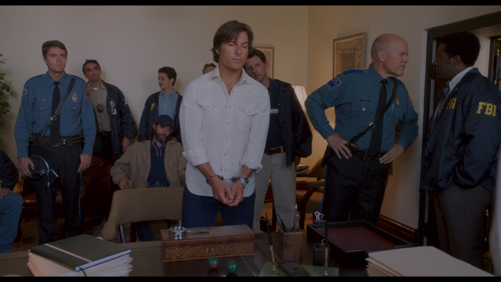 AMERICAN MADE (2017) - Barry Seal's (Tom Cruise) Costume - Image 18 of 23