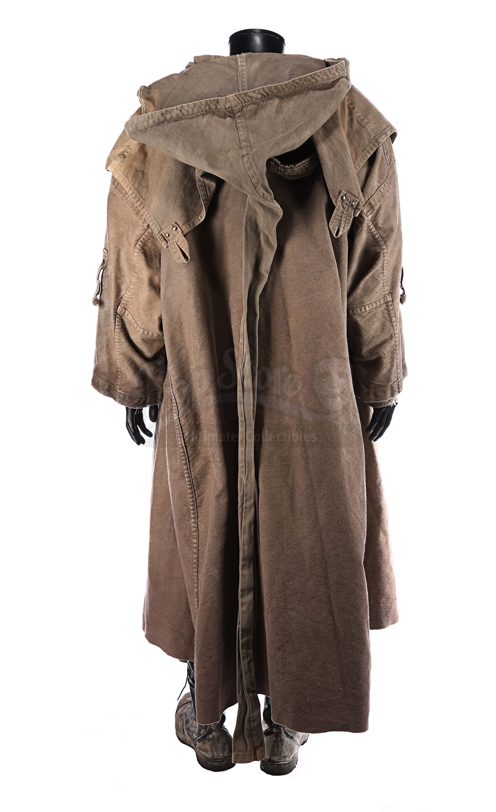 ALIEN3 (1992) - Dillon's (Charles S. Dutton) Complete Costume - Image 3 of 17