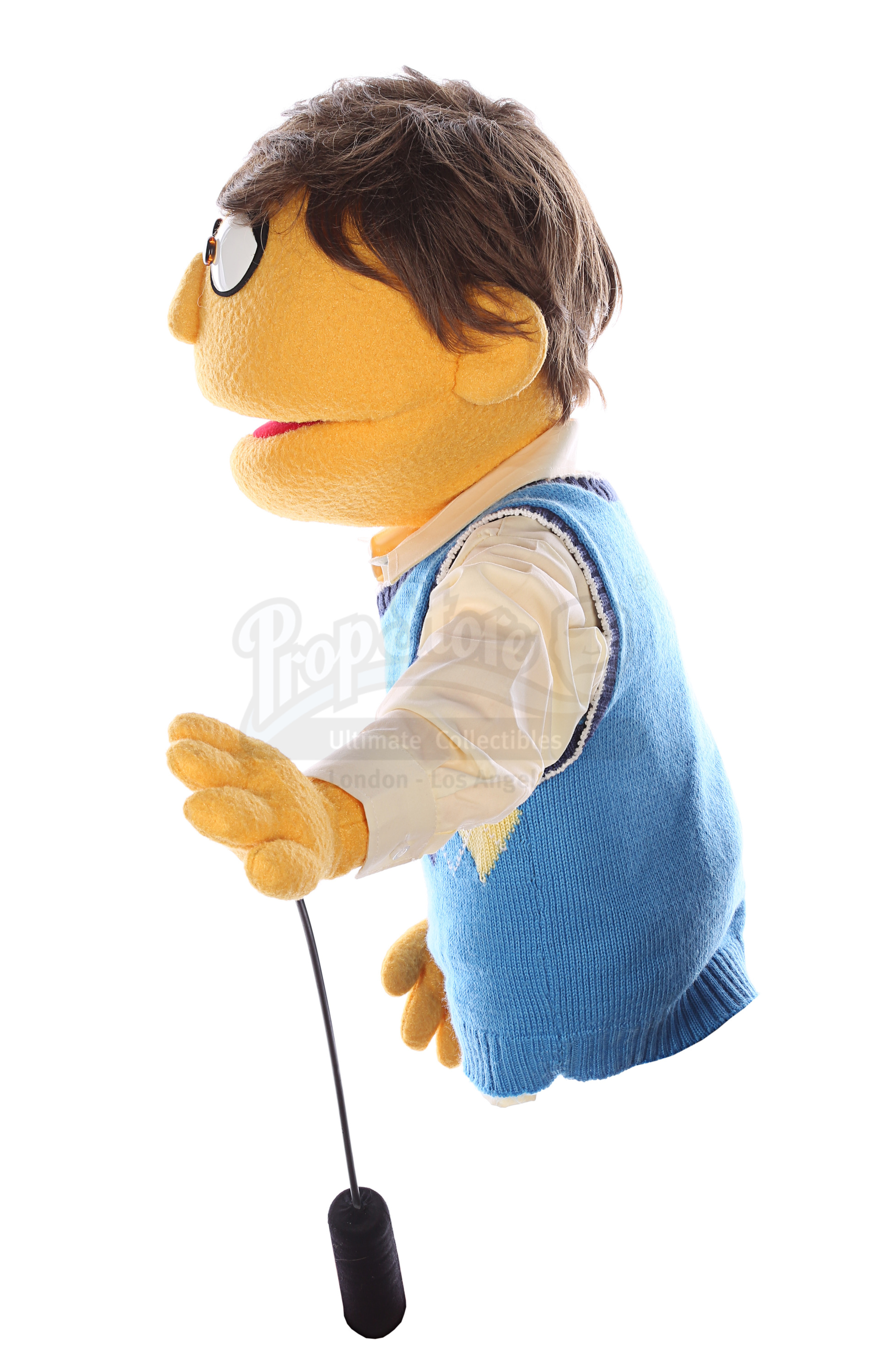 AVENUE Q (STAGE SHOW) - Cameo Puppet Collection: Mrs T, Ricky and Newcomer - Image 8 of 13