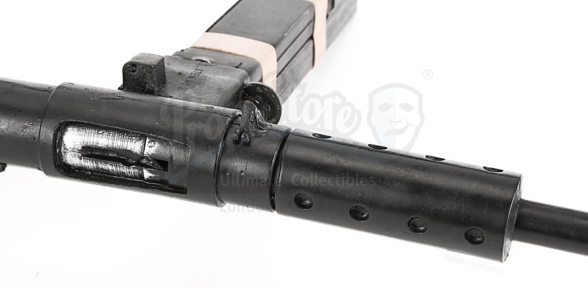 ALLIED (2016) - Max's (Brad Pitt) Sten Submachine Gun - Image 8 of 15