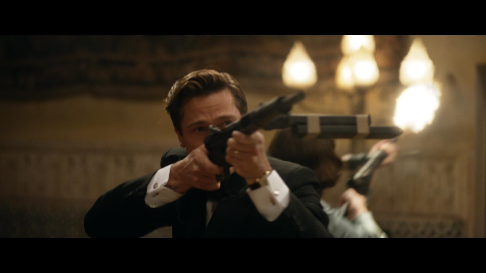 ALLIED (2016) - Max's (Brad Pitt) Sten Submachine Gun - Image 15 of 15