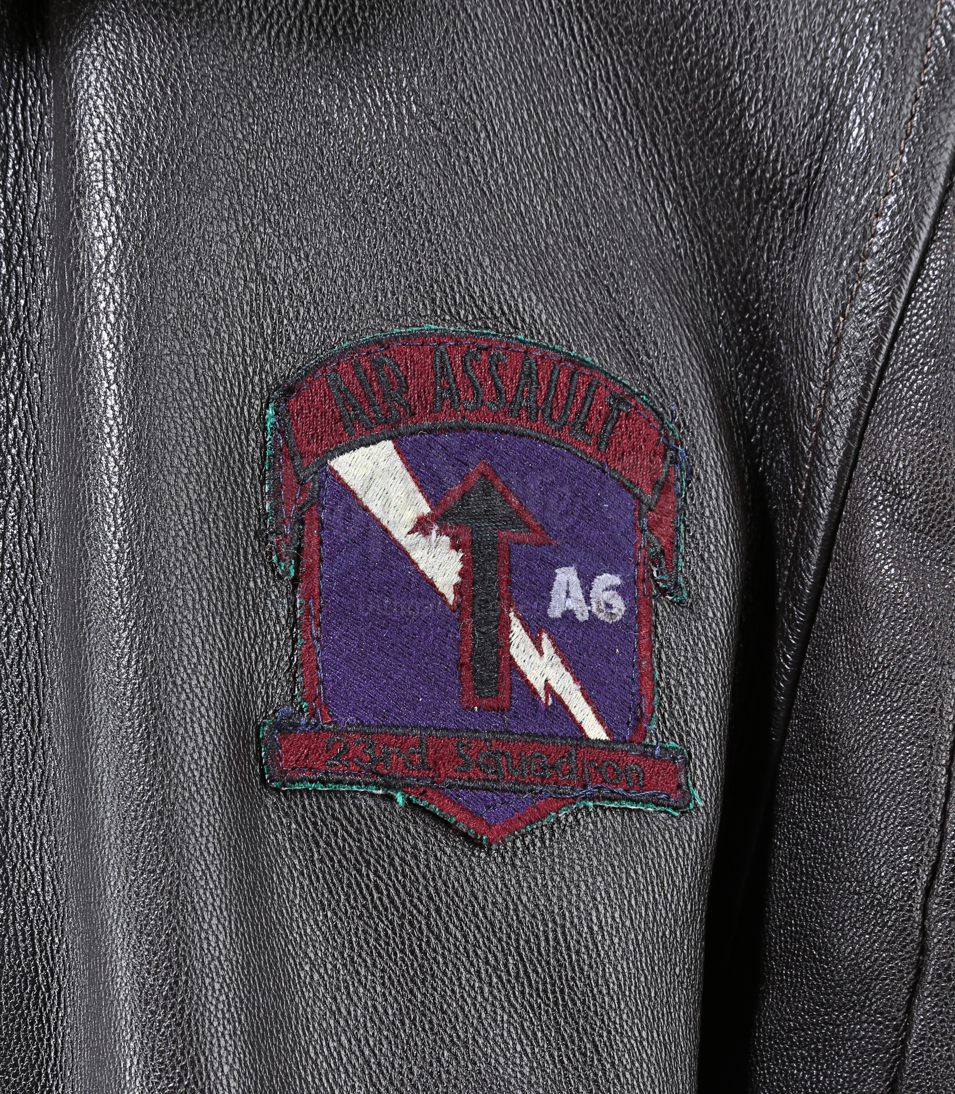 THE 6TH DAY (2000) - Adam Gibson's (Arnold Schwarzenegger) Leather Jacket - Image 2 of 15