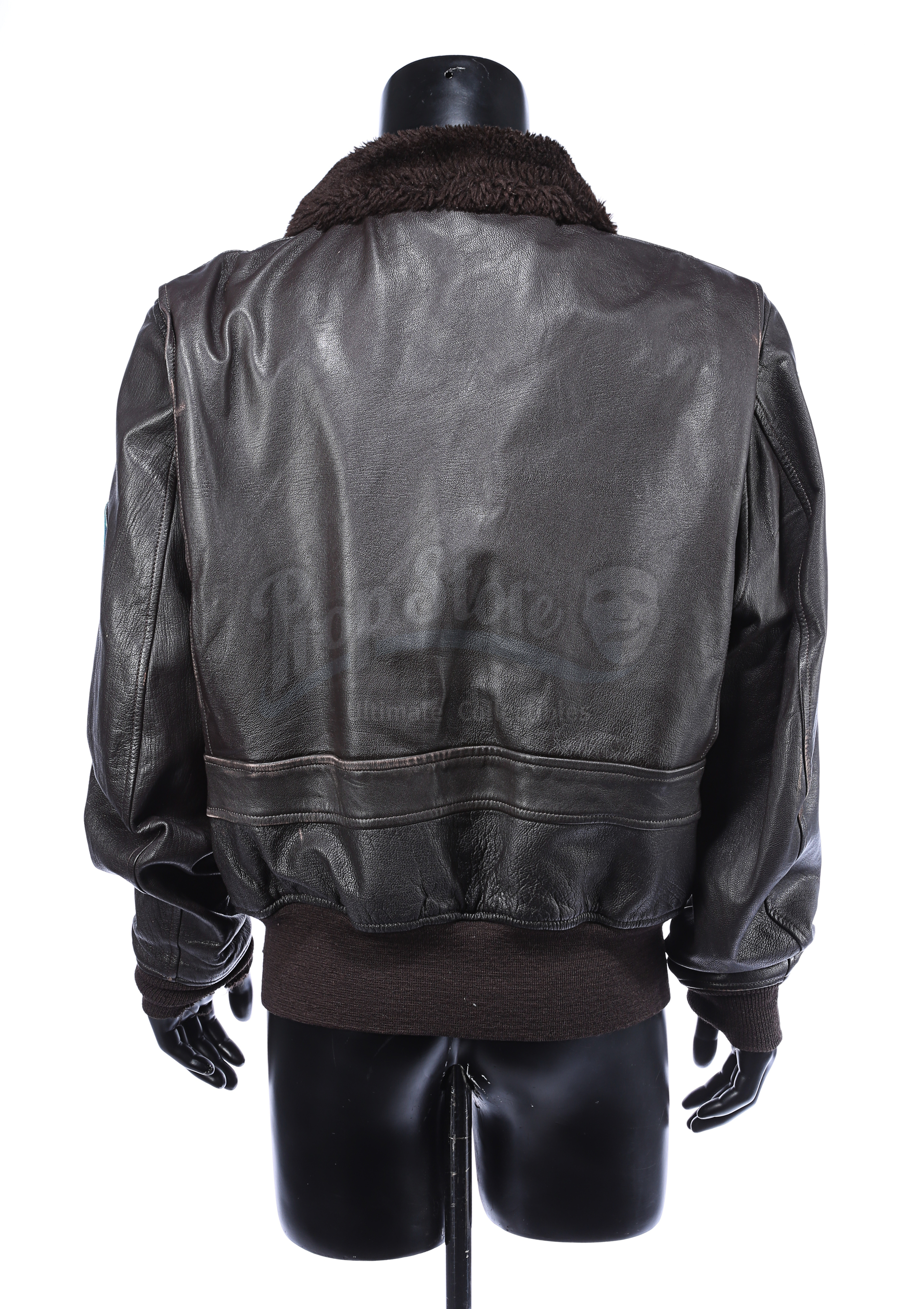 THE 6TH DAY (2000) - Adam Gibson's (Arnold Schwarzenegger) Leather Jacket - Image 9 of 15