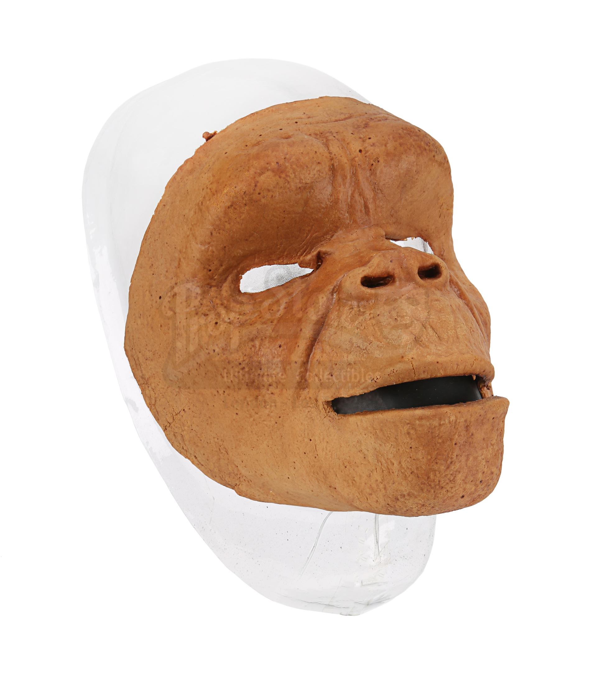 2001: A SPACE ODYSSEY (1968) - Dawn of Man Ape Mask