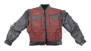 BACK TO THE FUTURE PART II (1989) - Marty McFly's (Michael J. Fox) 2015 Jacket