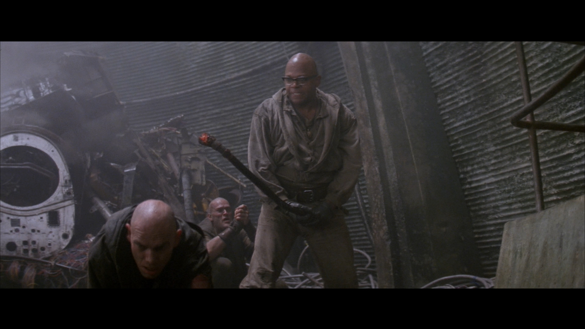 ALIEN3 (1992) - Dillon's (Charles S. Dutton) Complete Costume - Image 14 of 17
