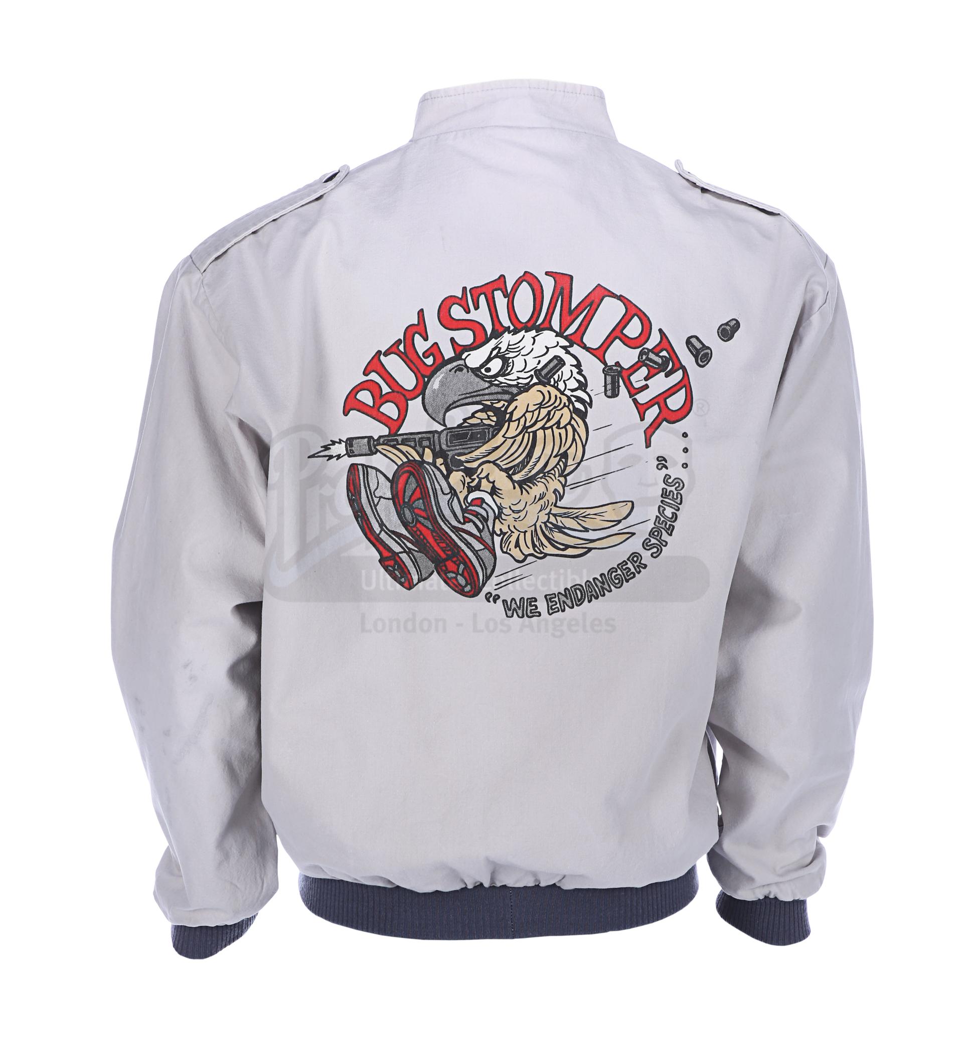 ALIENS (1986) - Bug Stomper Crew Jacket