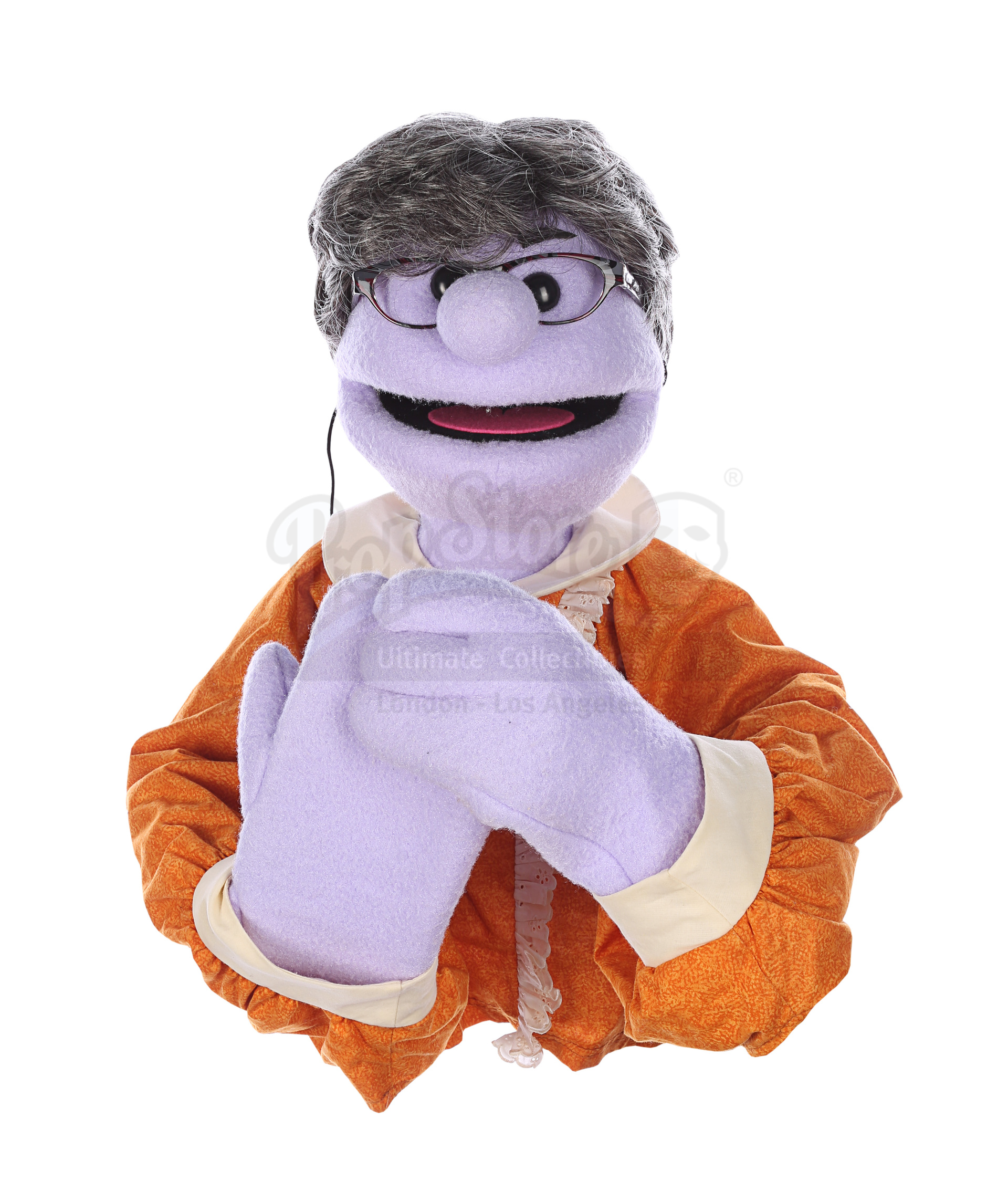 AVENUE Q (STAGE SHOW) - Cameo Puppet Collection: Mrs T, Ricky and Newcomer - Image 2 of 13