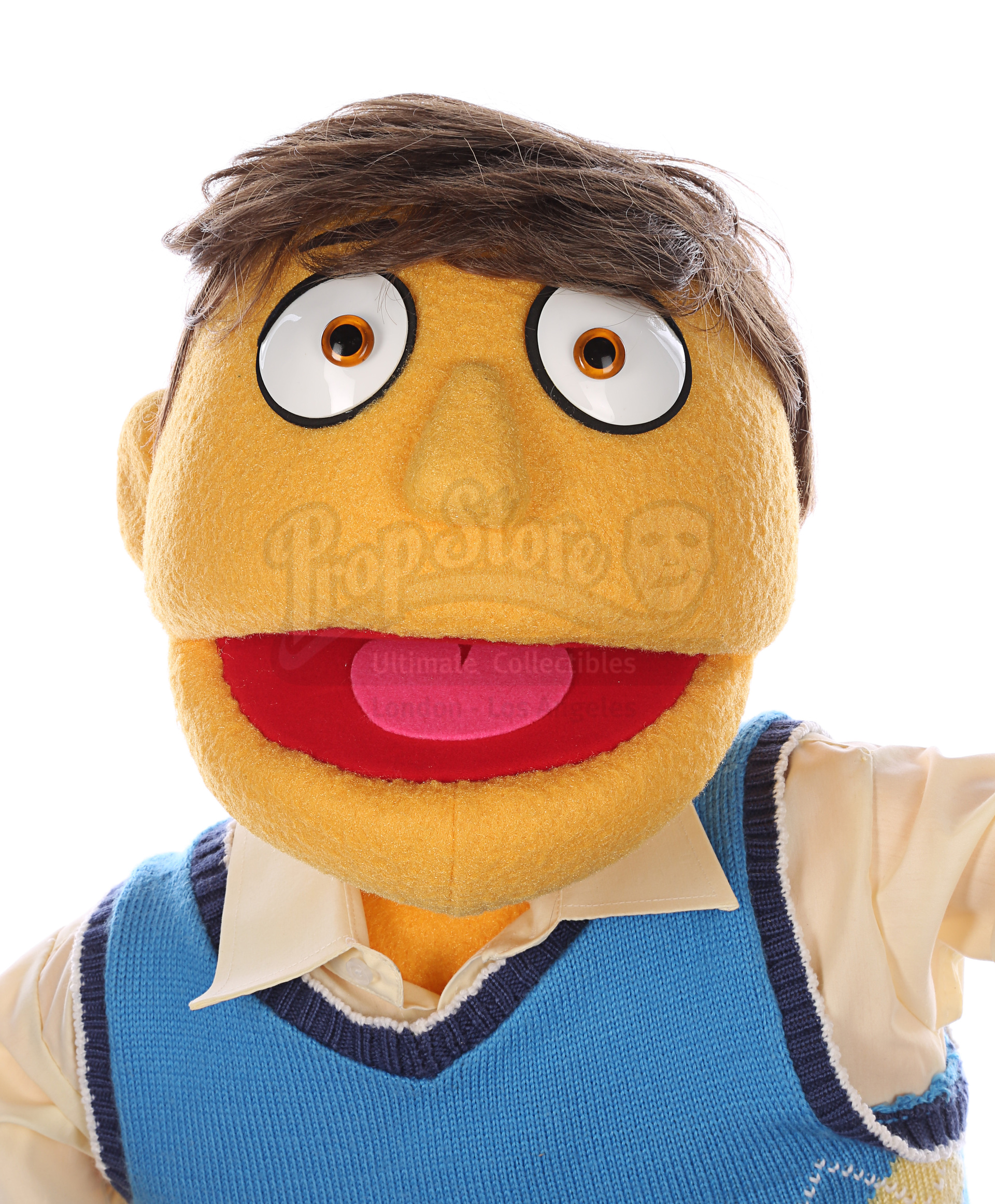 AVENUE Q (STAGE SHOW) - Cameo Puppet Collection: Mrs T, Ricky and Newcomer - Image 7 of 13