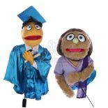 AVENUE Q (STAGE SHOW) - Kate Monster and Princeton Graduation Puppets