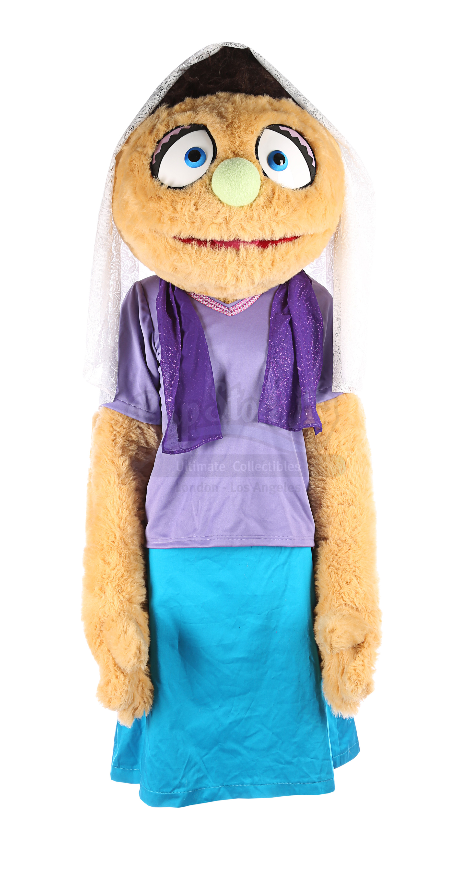 AVENUE Q (STAGE SHOW) - Wedding Puppet Collection: Kate Monster, Nicky, Princeton, Rod, Kate Monster - Image 18 of 23