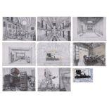 1984 (1984) - Allan Cameron Hand-drawn Concepts