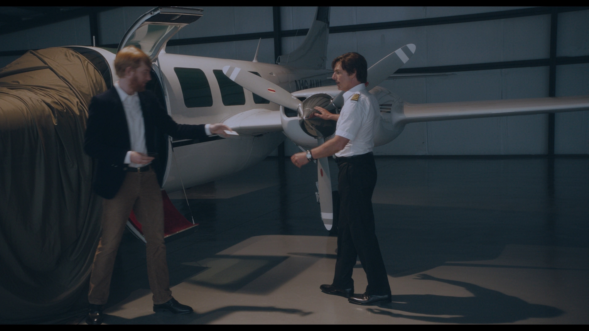 AMERICAN MADE (2017) - Barry Seal's (Tom Cruise) Costume - Image 19 of 23