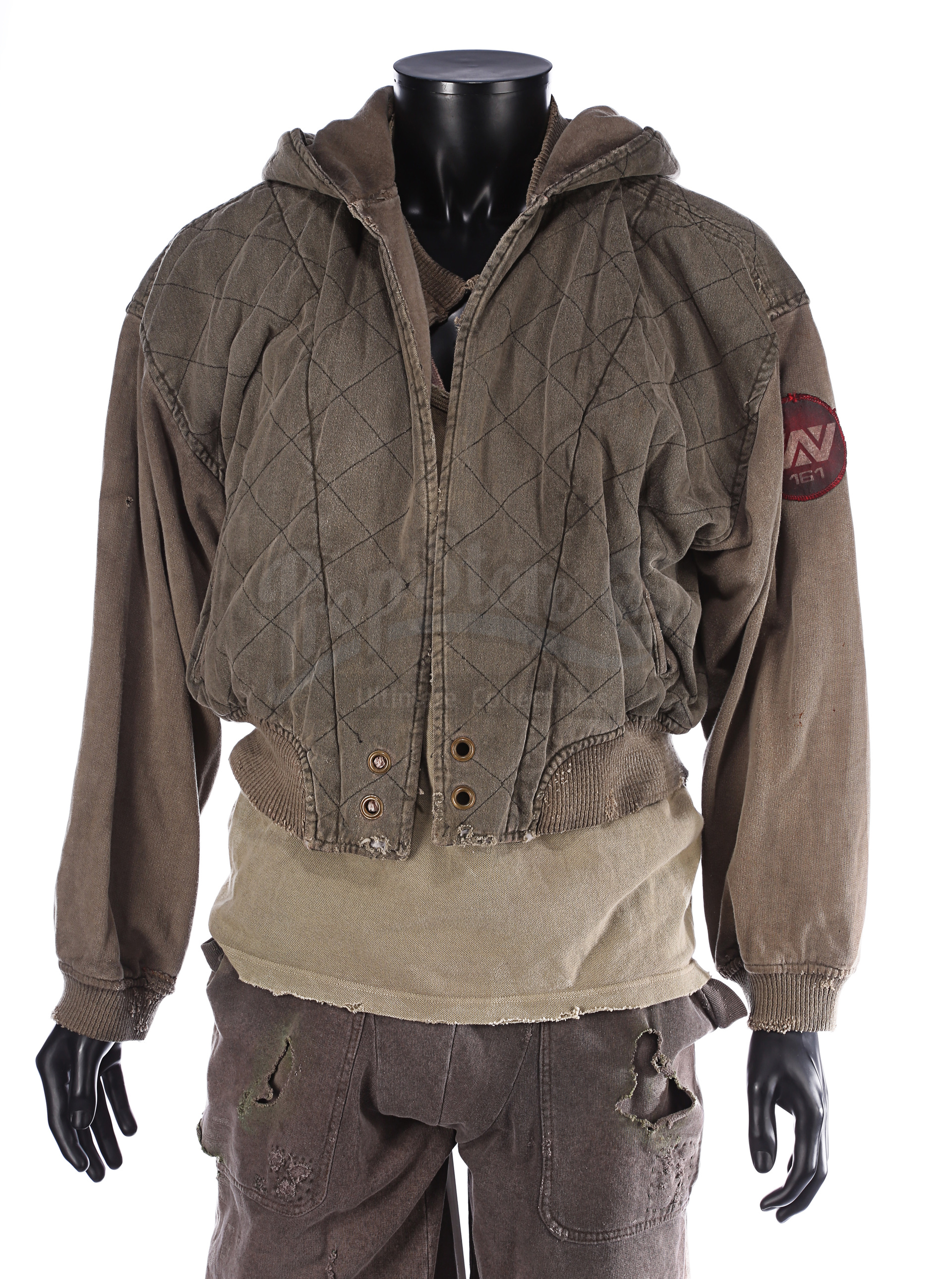 ALIEN3 (1992) - Dillon's (Charles S. Dutton) Complete Costume - Image 5 of 17