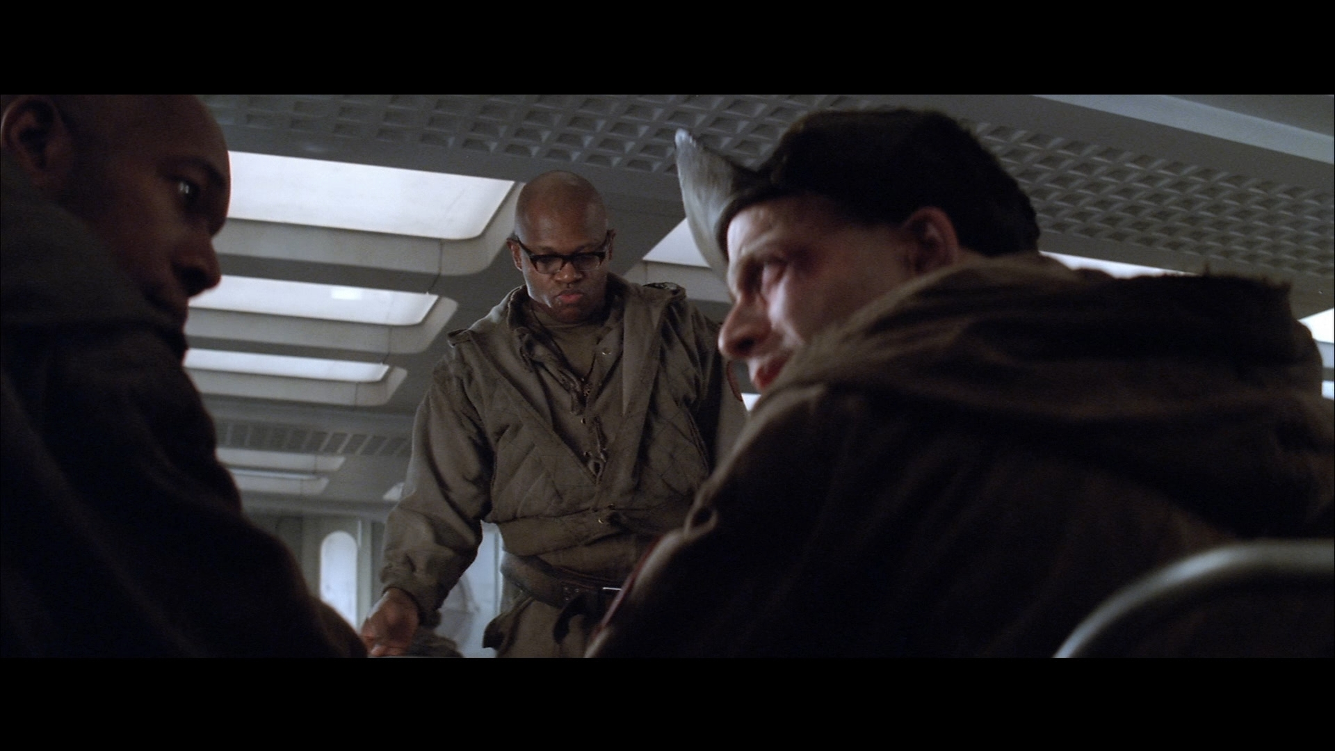 ALIEN3 (1992) - Dillon's (Charles S. Dutton) Complete Costume - Image 13 of 17