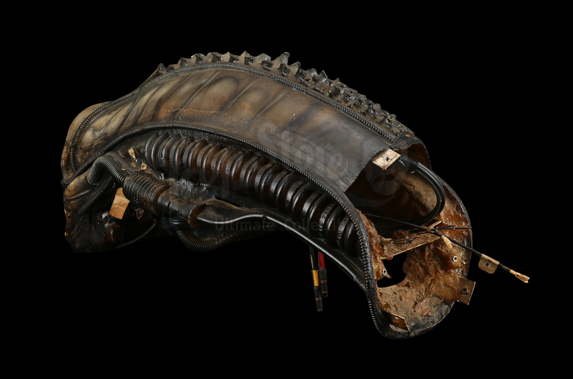 ALIEN (1979) - H.R. Giger-designed Special Effects Mechanical Alien Head - Image 12 of 34