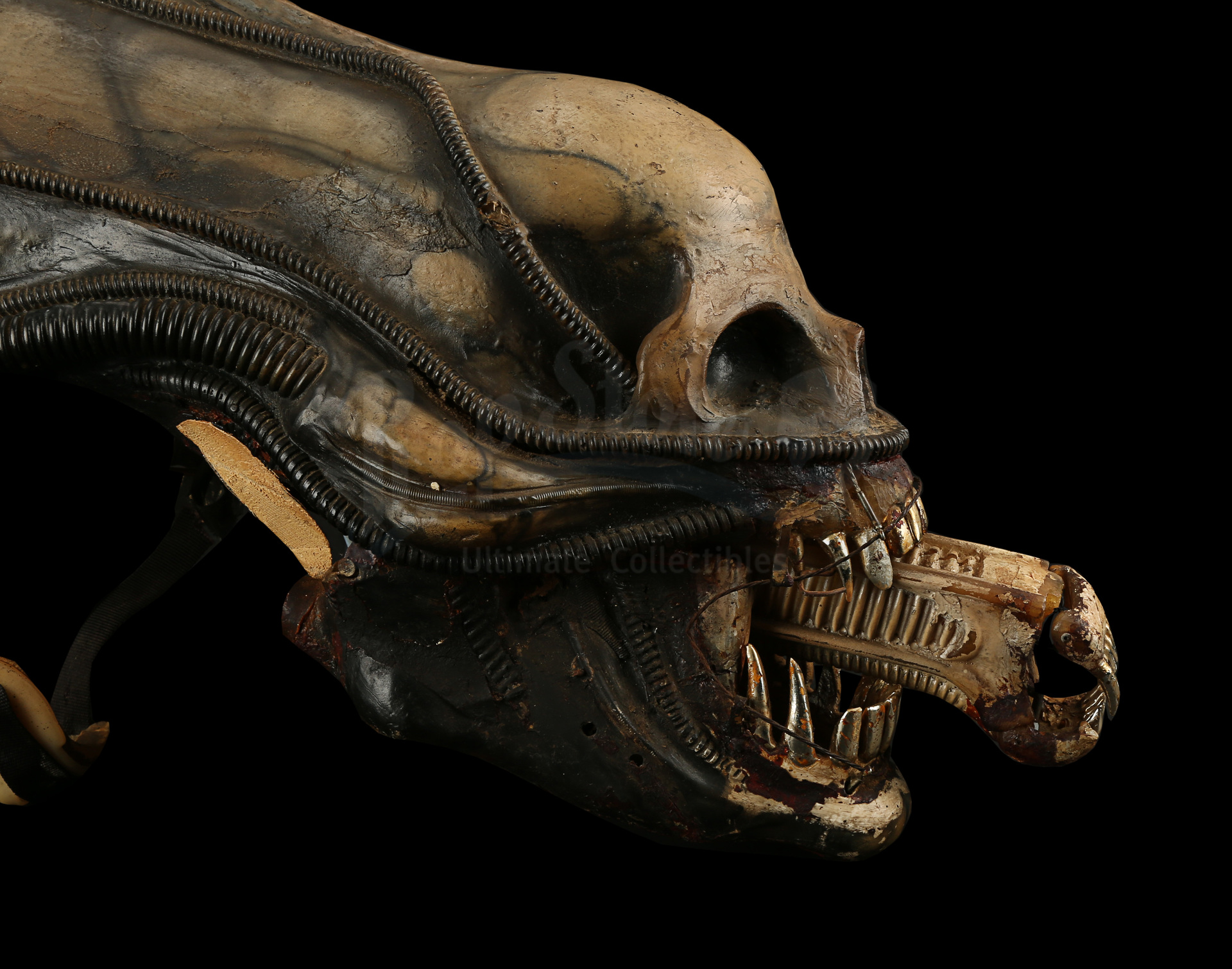 ALIEN (1979) - H.R. Giger-designed Special Effects Mechanical Alien Head - Image 2 of 34