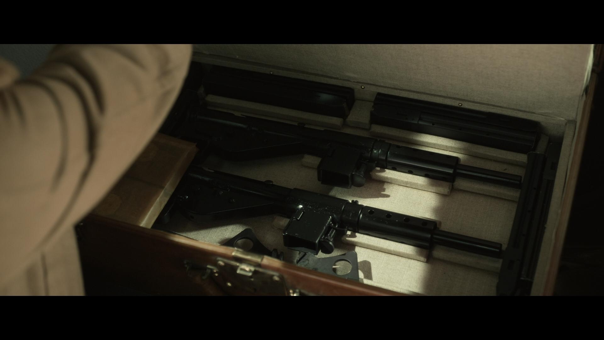 ALLIED (2016) - Max's (Brad Pitt) Sten Submachine Gun - Image 12 of 15