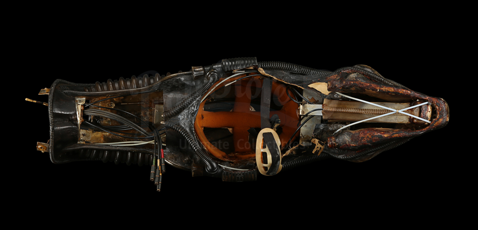 ALIEN (1979) - H.R. Giger-designed Special Effects Mechanical Alien Head - Image 29 of 34