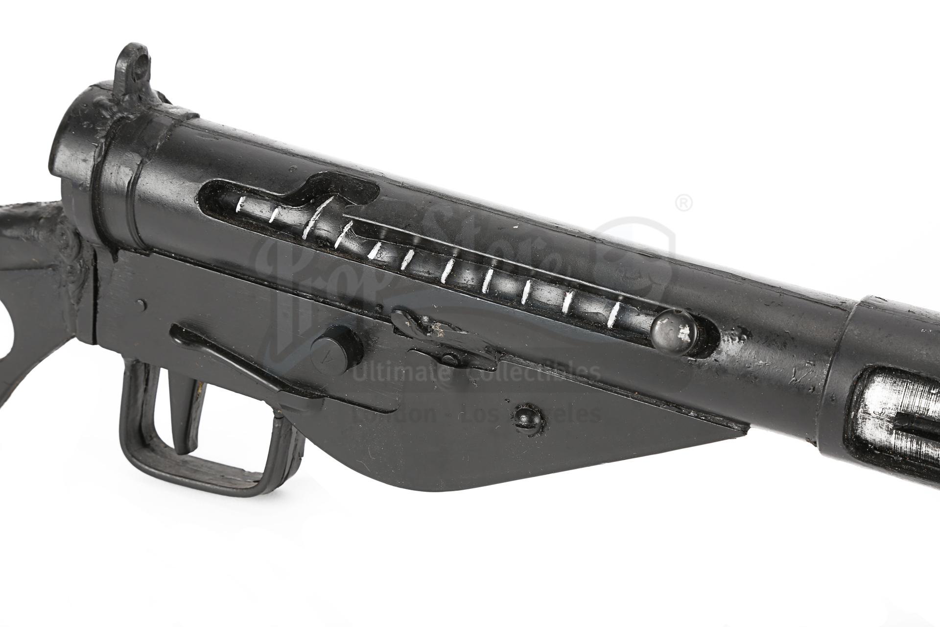 ALLIED (2016) - Max's (Brad Pitt) Sten Submachine Gun - Image 7 of 15