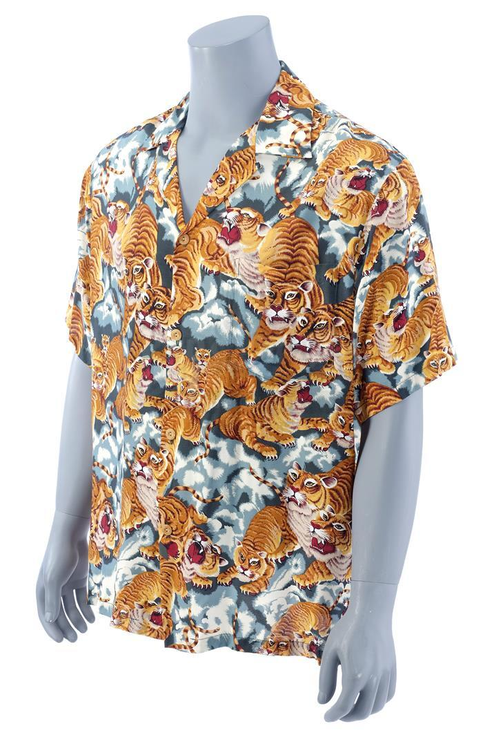 12 MONKEYS (1995) - James Cole's (Bruce Willis) Hawaiian Shirt - Image 3 of 8