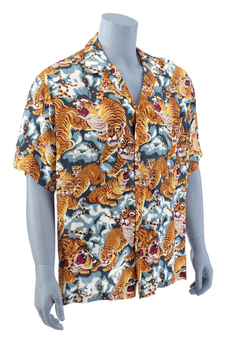 12 MONKEYS (1995) - James Cole's (Bruce Willis) Hawaiian Shirt - Image 2 of 8