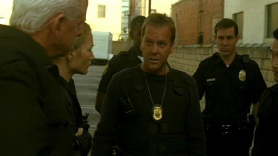 24 (TV SERIES, 2001-2010) - Jack Bauer's (Kiefer Sutherland) CTU Badge - Image 8 of 10