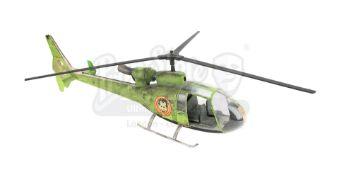 BATMAN (1989) - Model Miniature Joker Helicopter