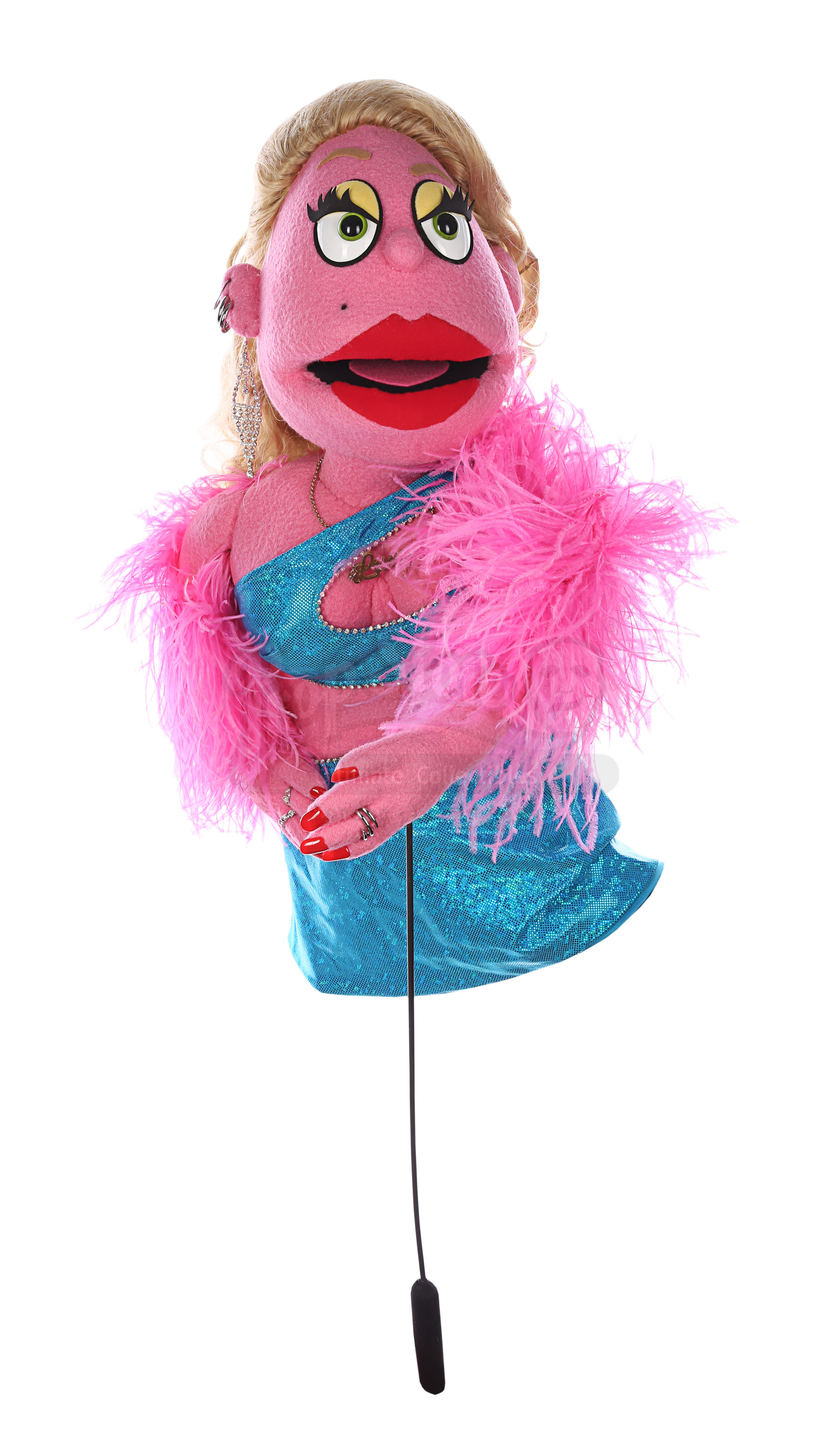 AVENUE Q (STAGE SHOW) - Lucy the Slut and Princeton Puppets - Image 6 of 9
