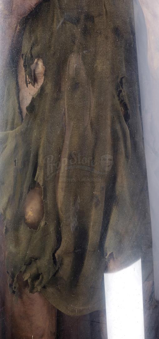 ALIEN3 (1992) - SFX Newt (Carrie Henn) Body in Custom Themed Display - Image 6 of 11